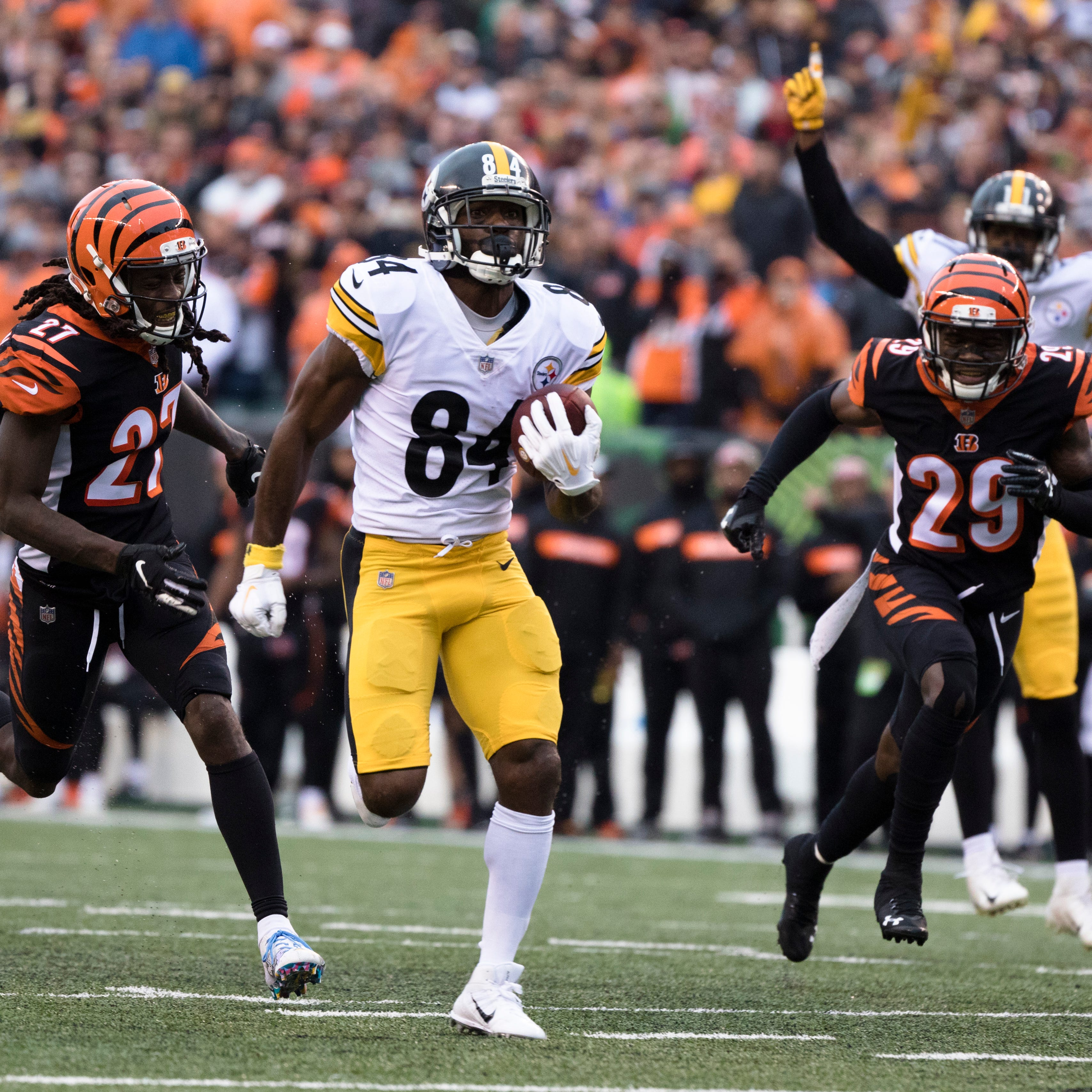 Cincinnati Bengals: Pittsburgh Steelers 'picked' defender on game-winning TD
