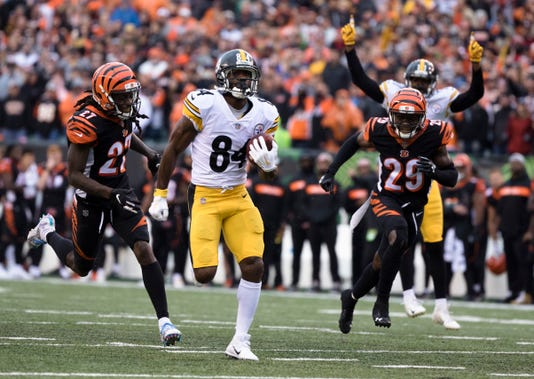 Cincinnati Bengals Pittsburgh Steelers