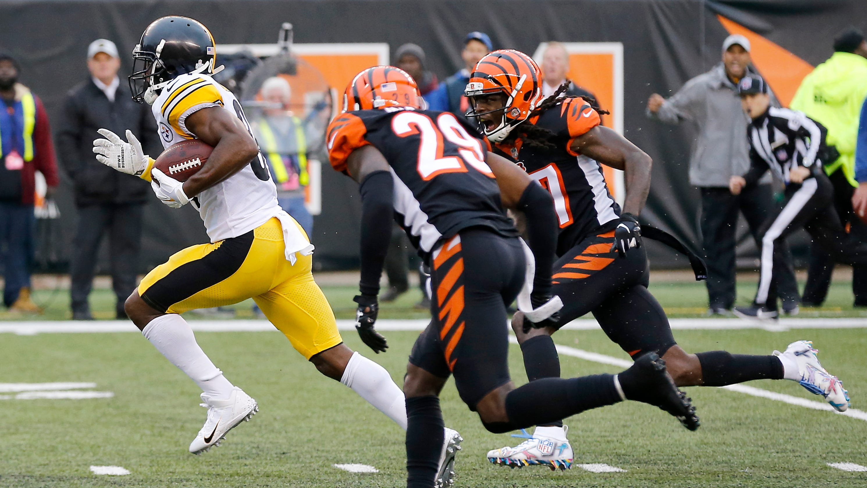 2018 Cincinnati Bengals notes  Marvin Lewis 41d0653c7