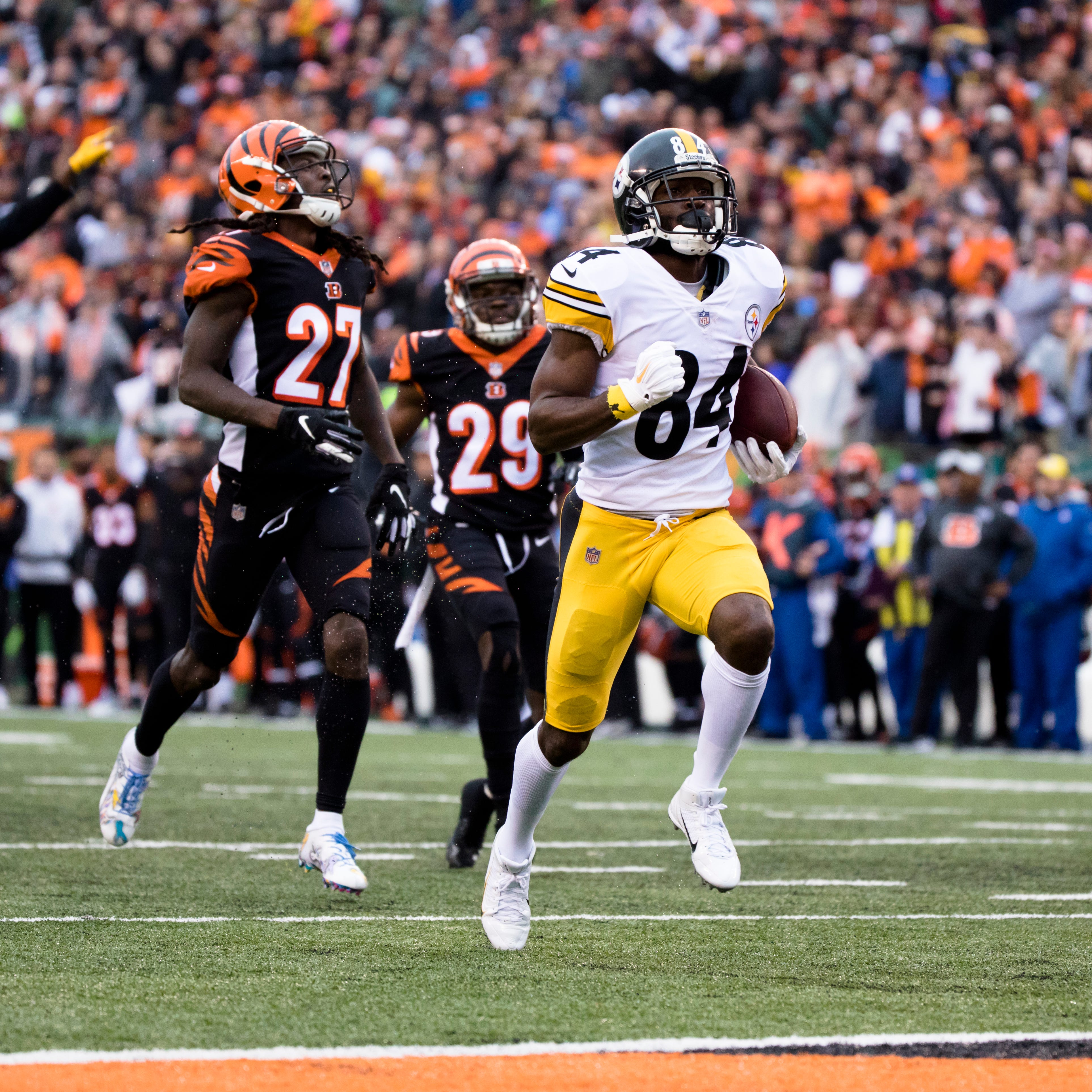 Analysis: Pittsburgh Steelers win latest chapter of heartbreak for Cincinnati Bengals