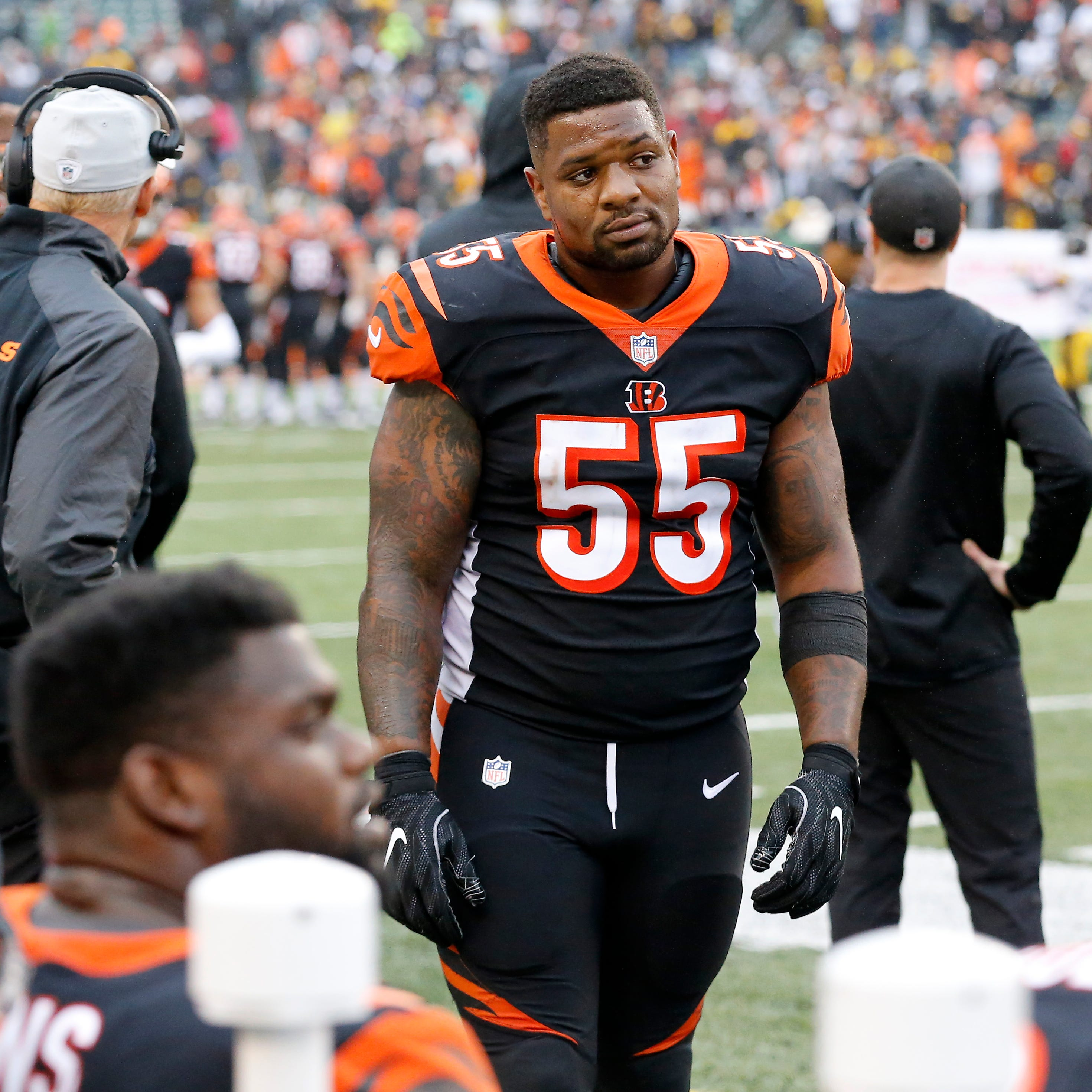 Paul Daugherty: What could have been with Vontaze Burfict