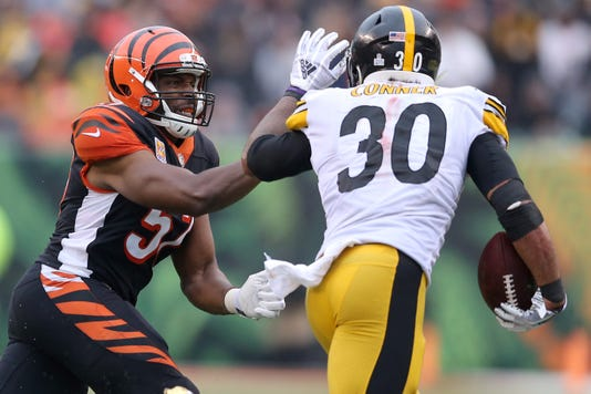 Pittsburgh Steelers Vs Cincinnati Bengals Oct 14
