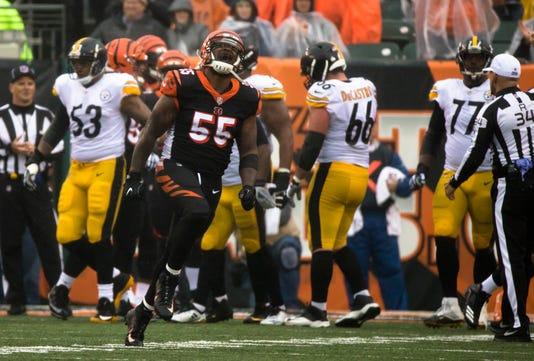 Cincinnati Bengals Pittsburgh Steelers