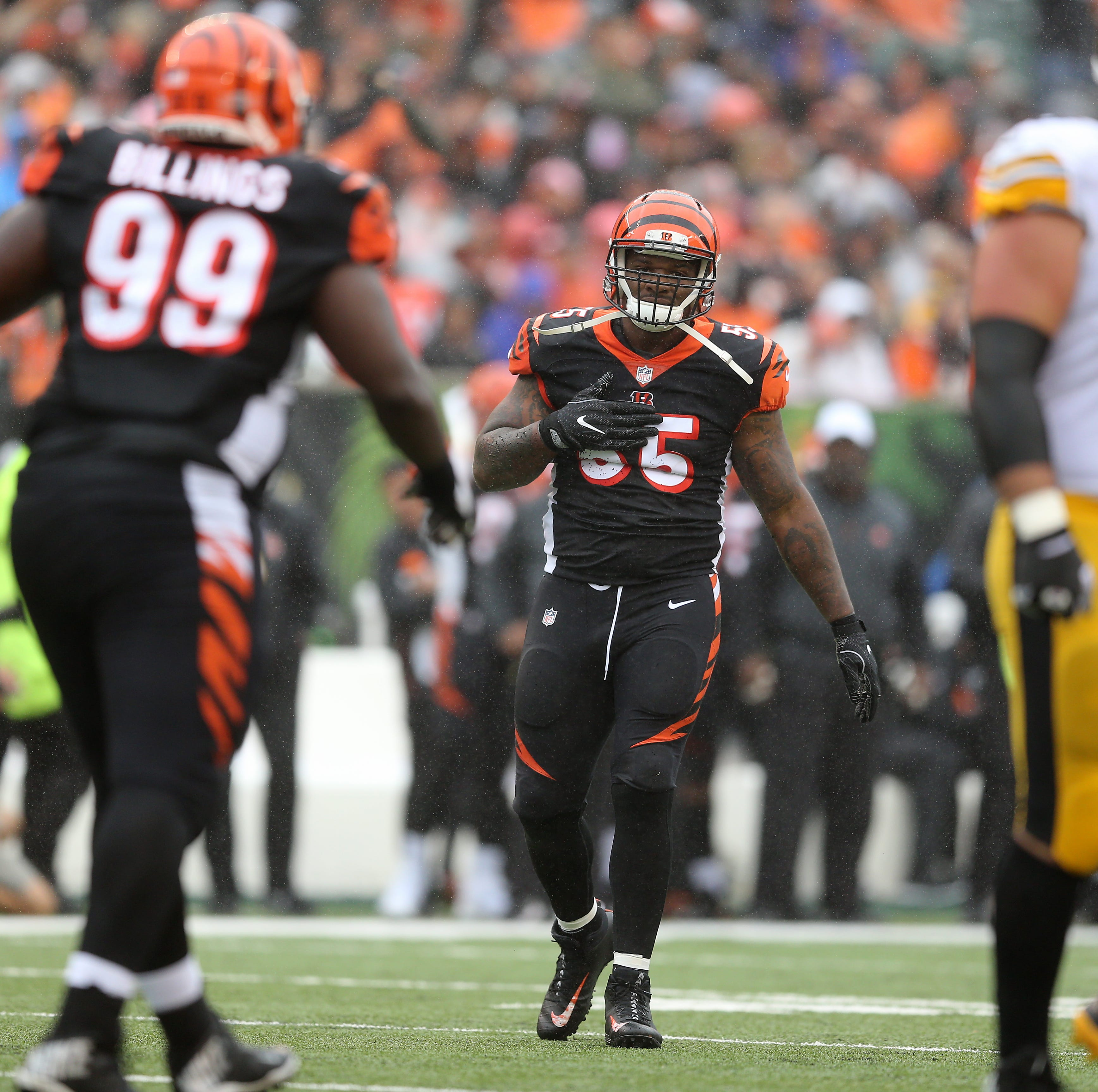 Mark Schlereth: Fine Mike Brown, Marvin Lewis, Bengals for Vontaze Burfict's play