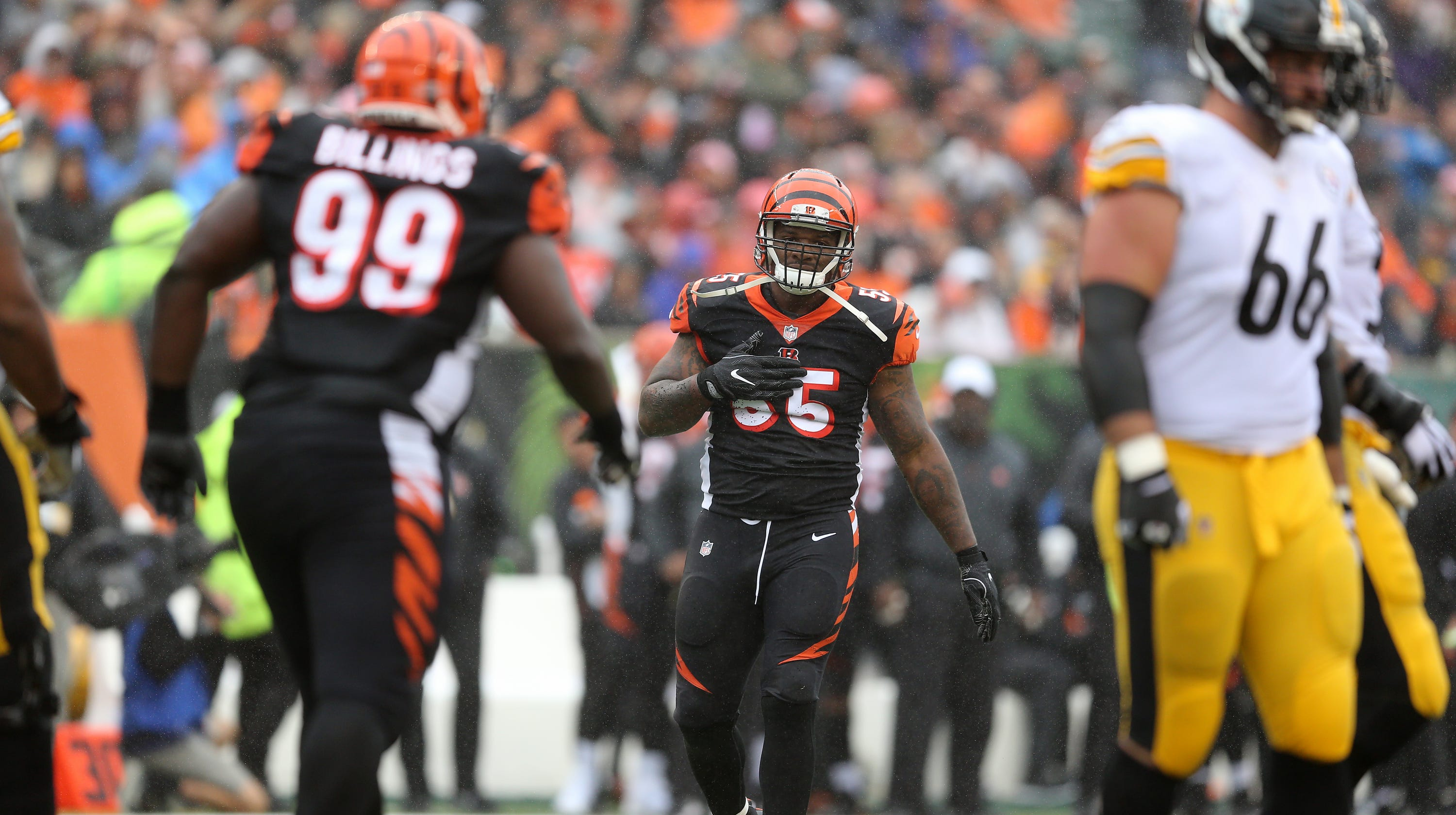 Vontaze Burfict: Analyst says Bengals' owner, coach should