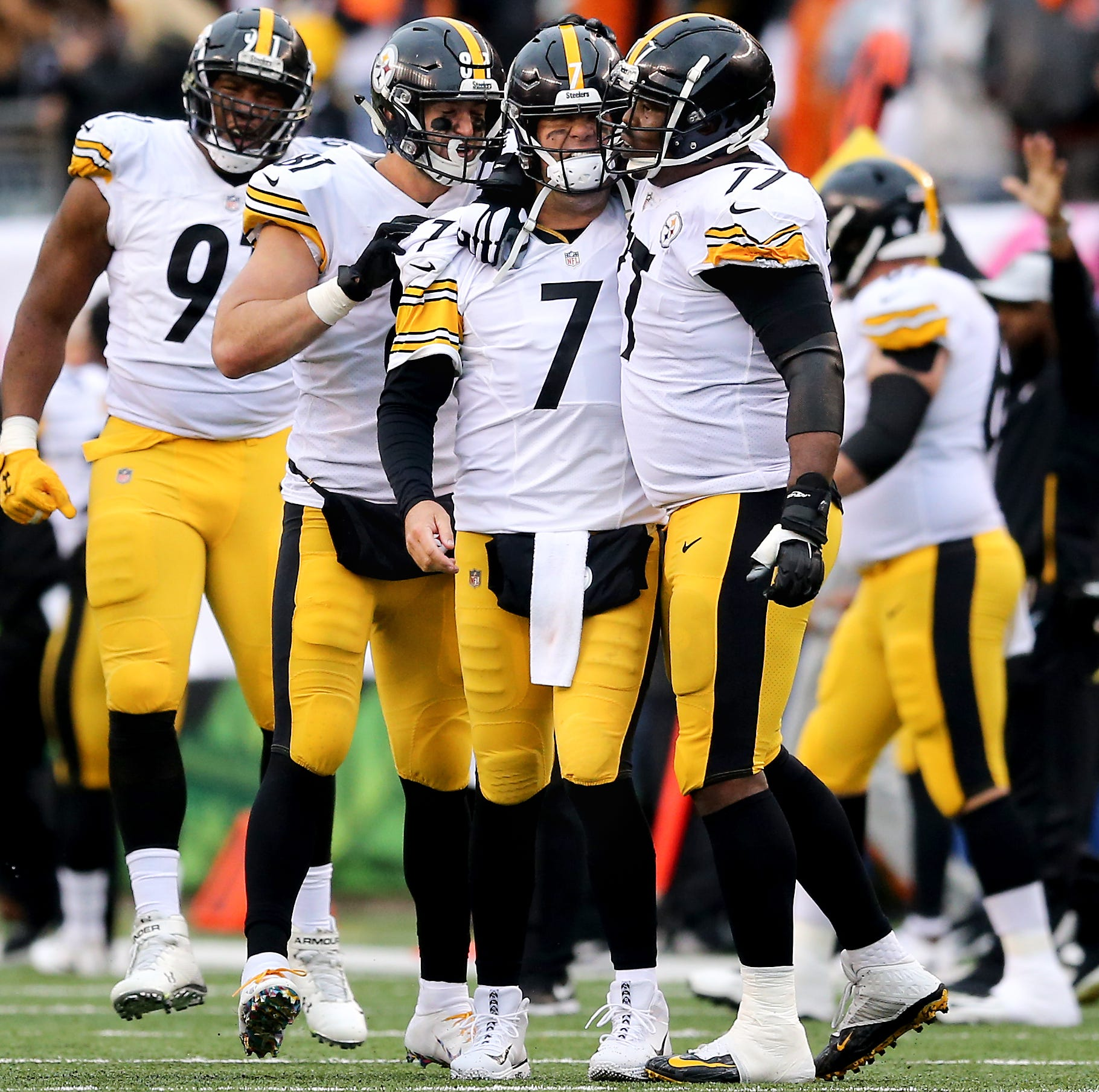 Paul Daugherty: Ben Roethlisberger, Pittsburgh Steelers did what they do best – beat the Cincinnati Bengals
