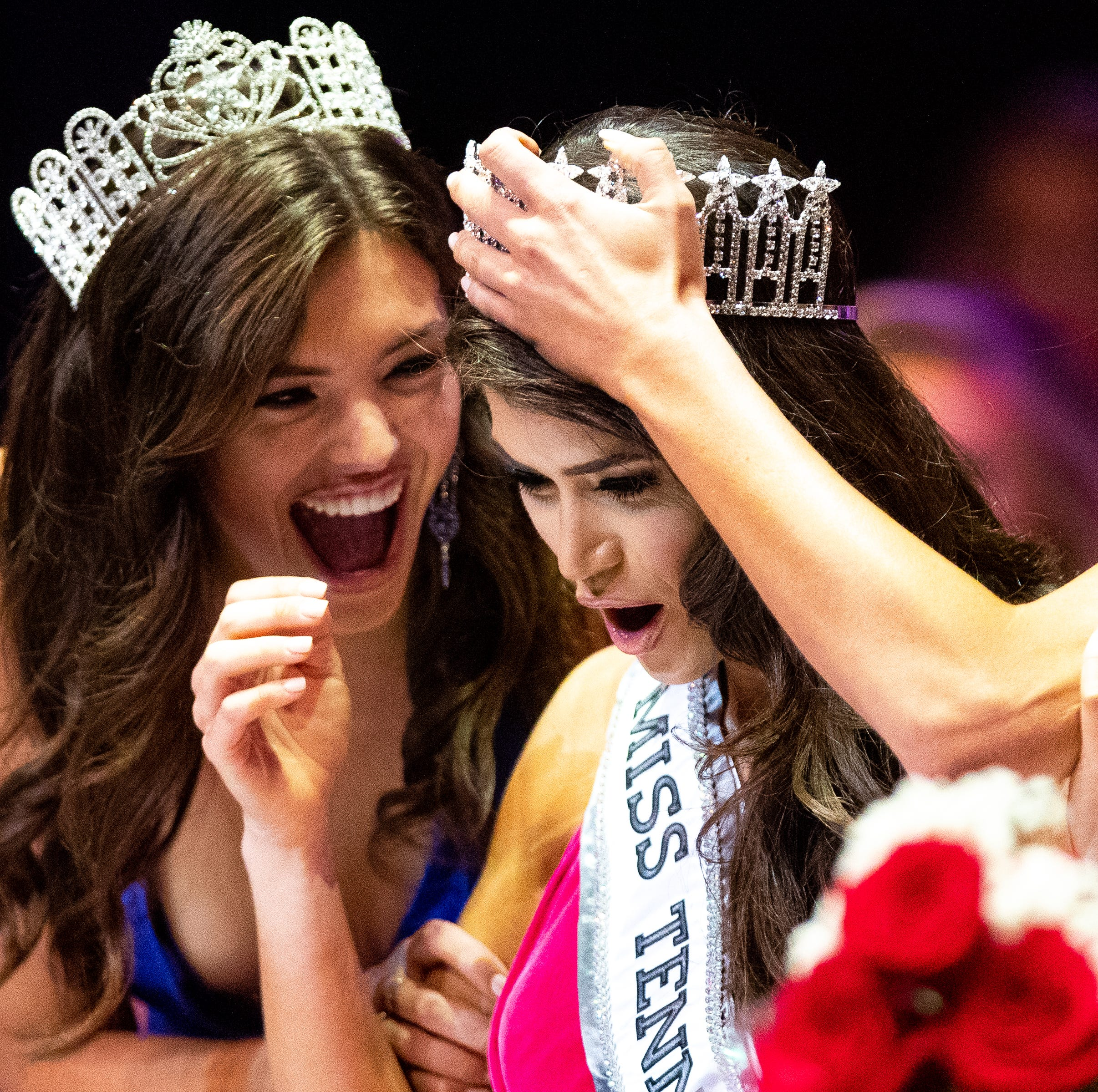 Miss Davidson County Savana Hodge crowned Miss Tennessee USA