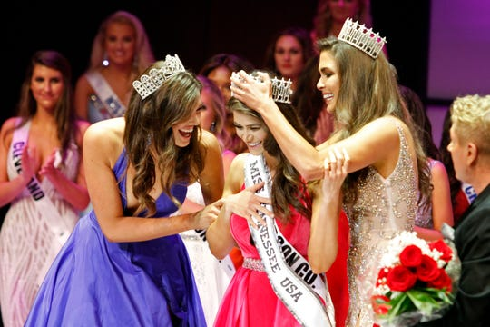Savana Hodge, Miss Davidson County USA, was crowned Miss Tennessee USA 2019 on Saturday, October 13, 2018