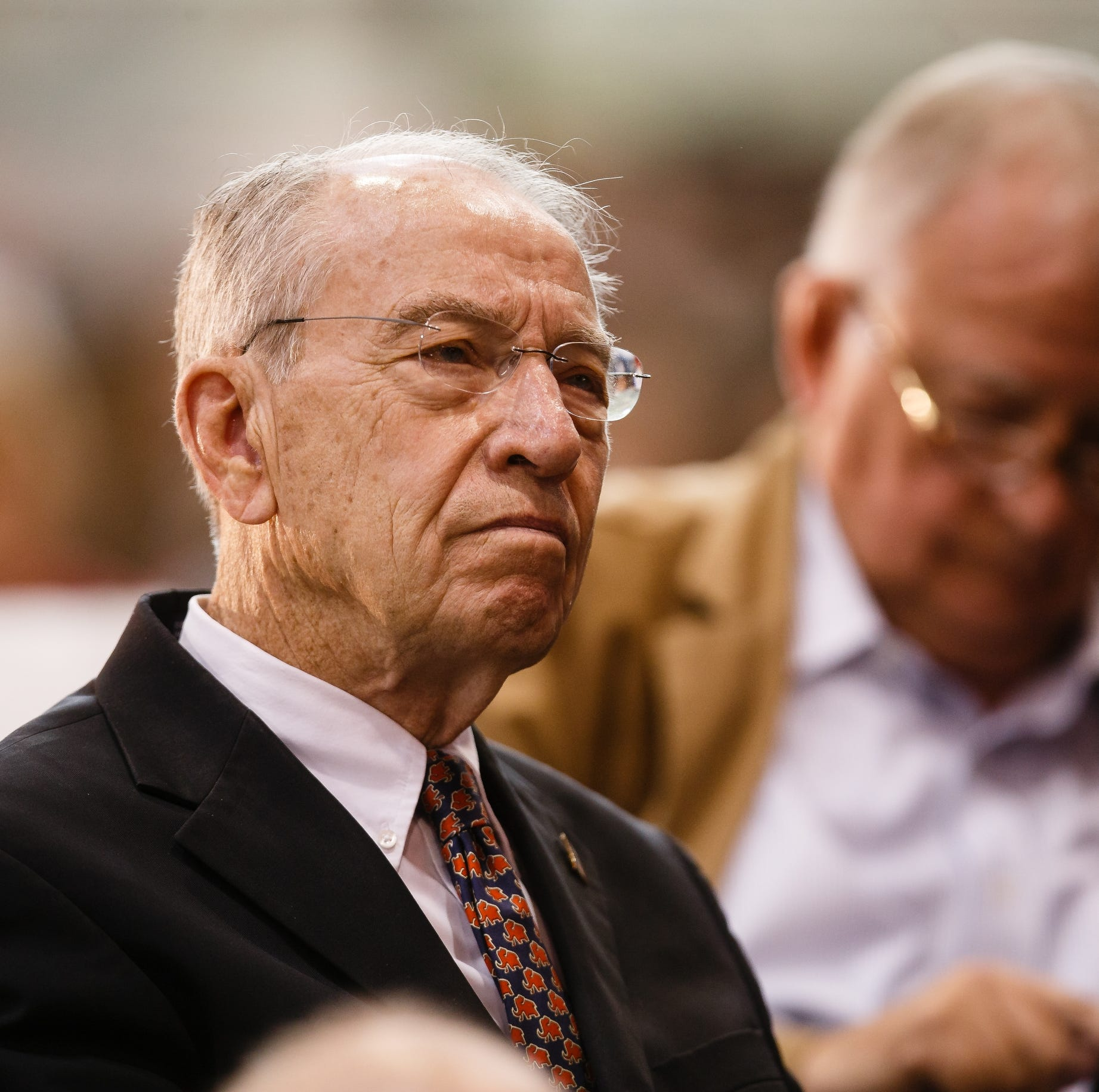 Grassley is wrong to restrict president's ability to block imports