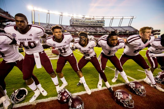 Ncaa Football Texas A M At South Carolina