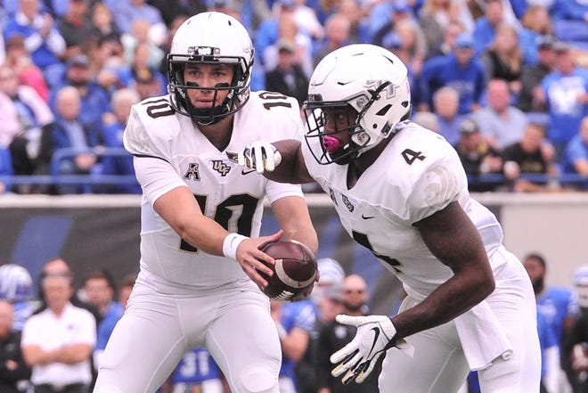 8. UCF (6-0) | Last game: Defeated Memphis, 31-30 | Previous ranking: 7