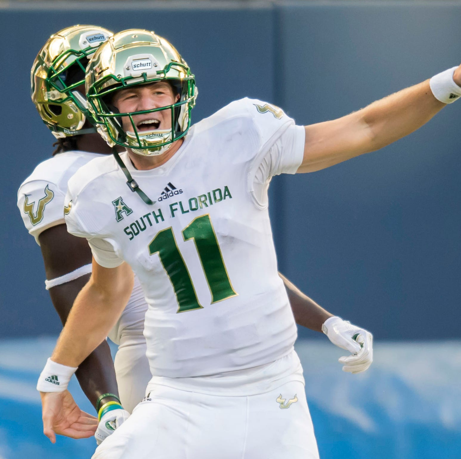 23. South Florida (6-0) | Last game: Defeated Tulsa, 25-24 | Previous ranking: NR