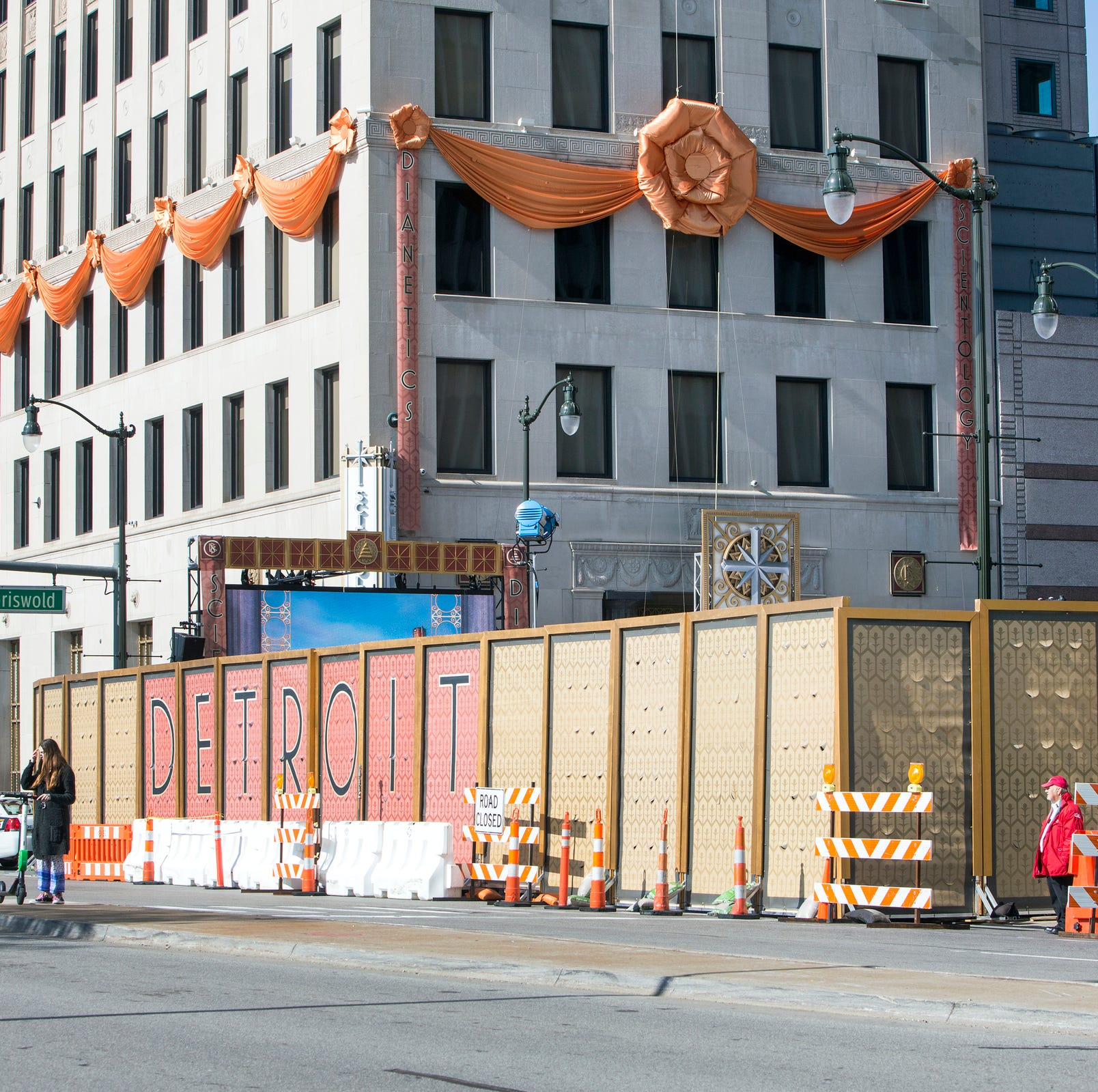 Scientology headquarters in Detroit opens in secretive ceremony