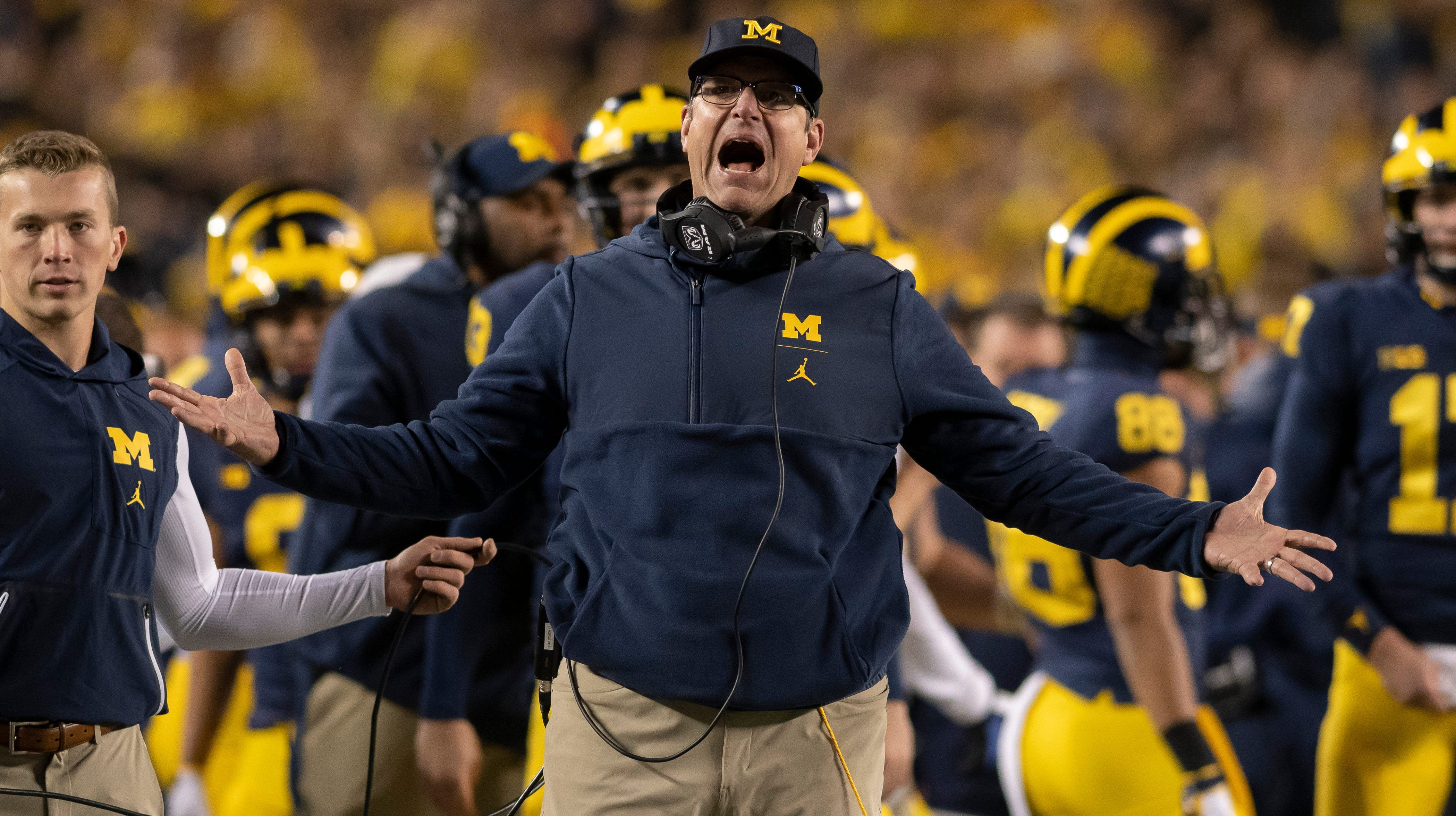Wojo: Pressure is all on the Wolverines to solve the Spartans riddle