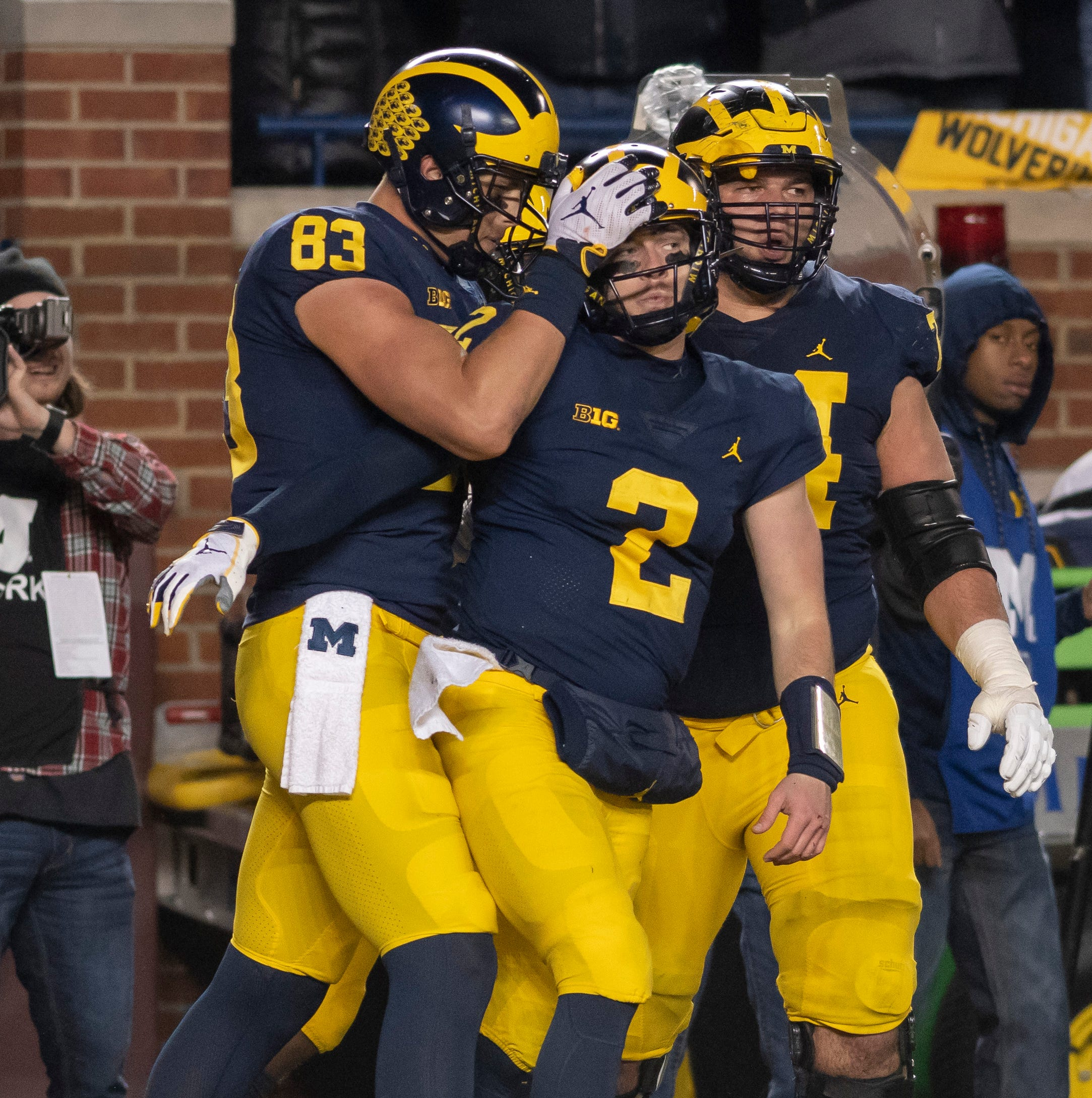 Michigan: Five things we learned vs. Wisconsin