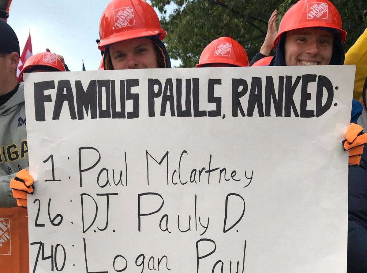 What, no Paul Rudd!?!