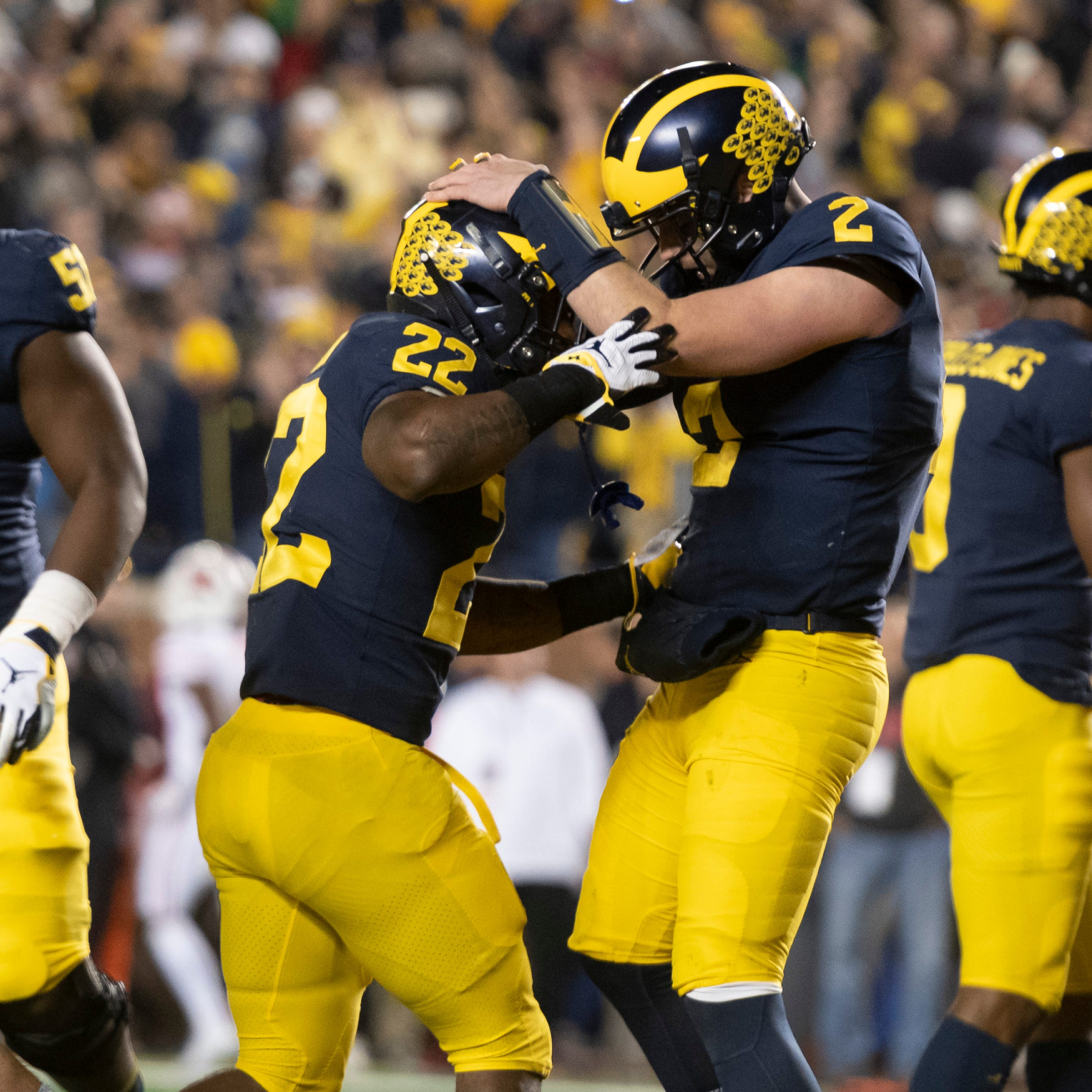 Harbaugh: Wolverines will be 'really intense' against Spartans