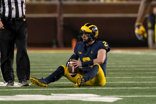 Michigan Wolverines vs. Wisconsin Badgers is highest-rated ...