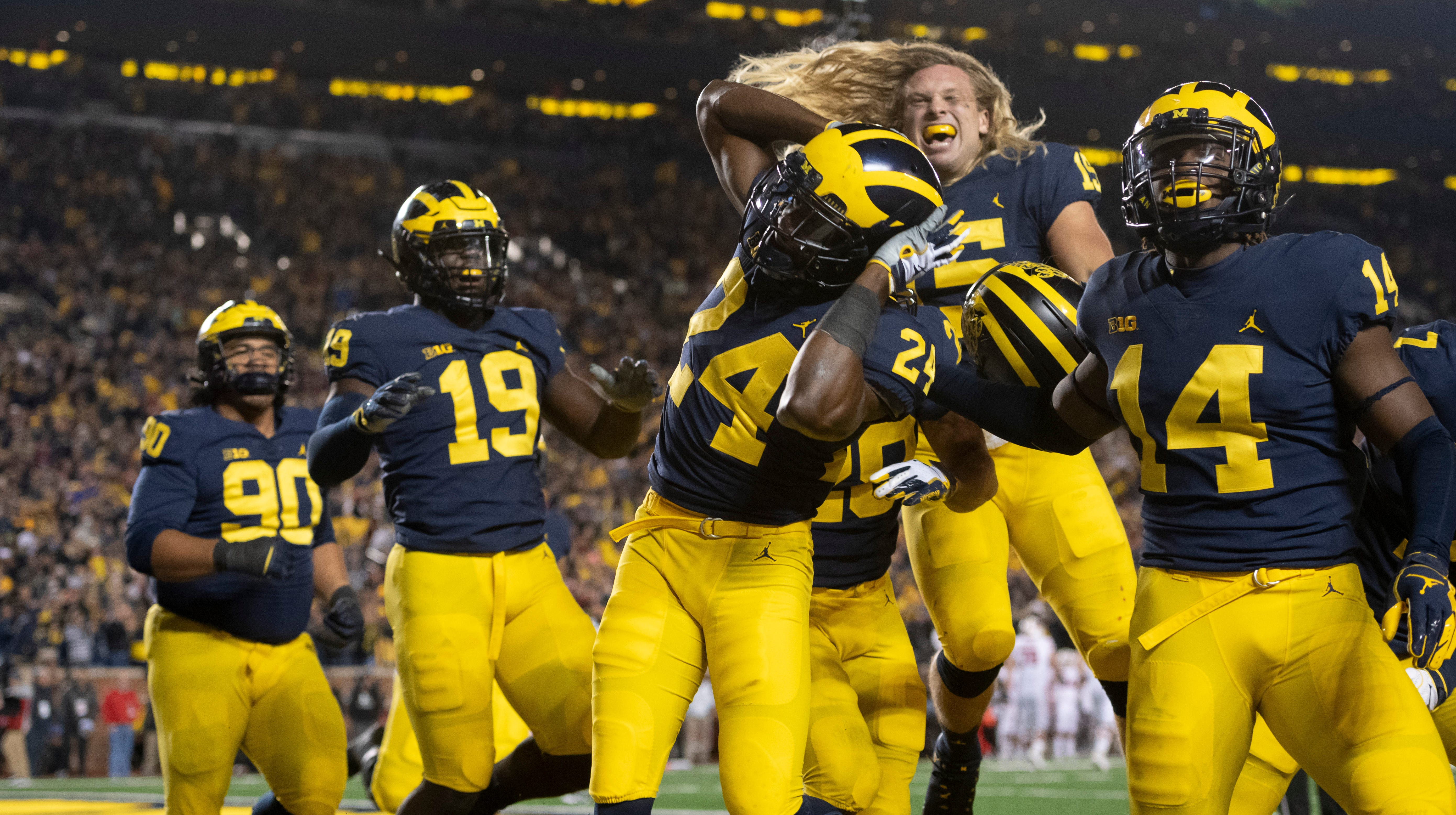 Wojo: When Wolverines' offense thumps like their defense, watch out