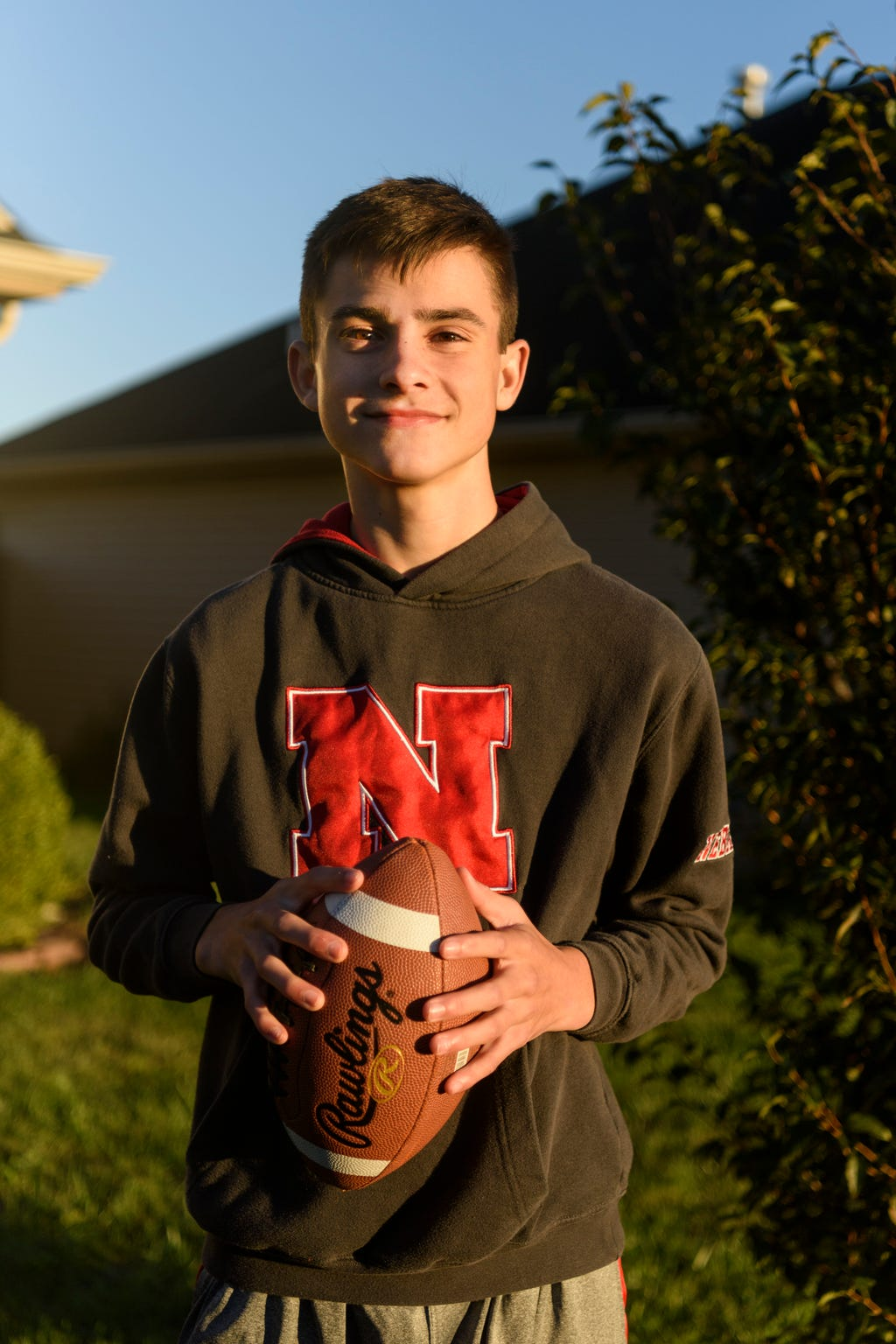 Sam Archuleta, a fifteen-year-old North High School freshman, has a rare degenerative neuromuscular disorder called Friedreich's ataxia (FA). He was diagnosed in March and stays active to maintain as much independence as possible.