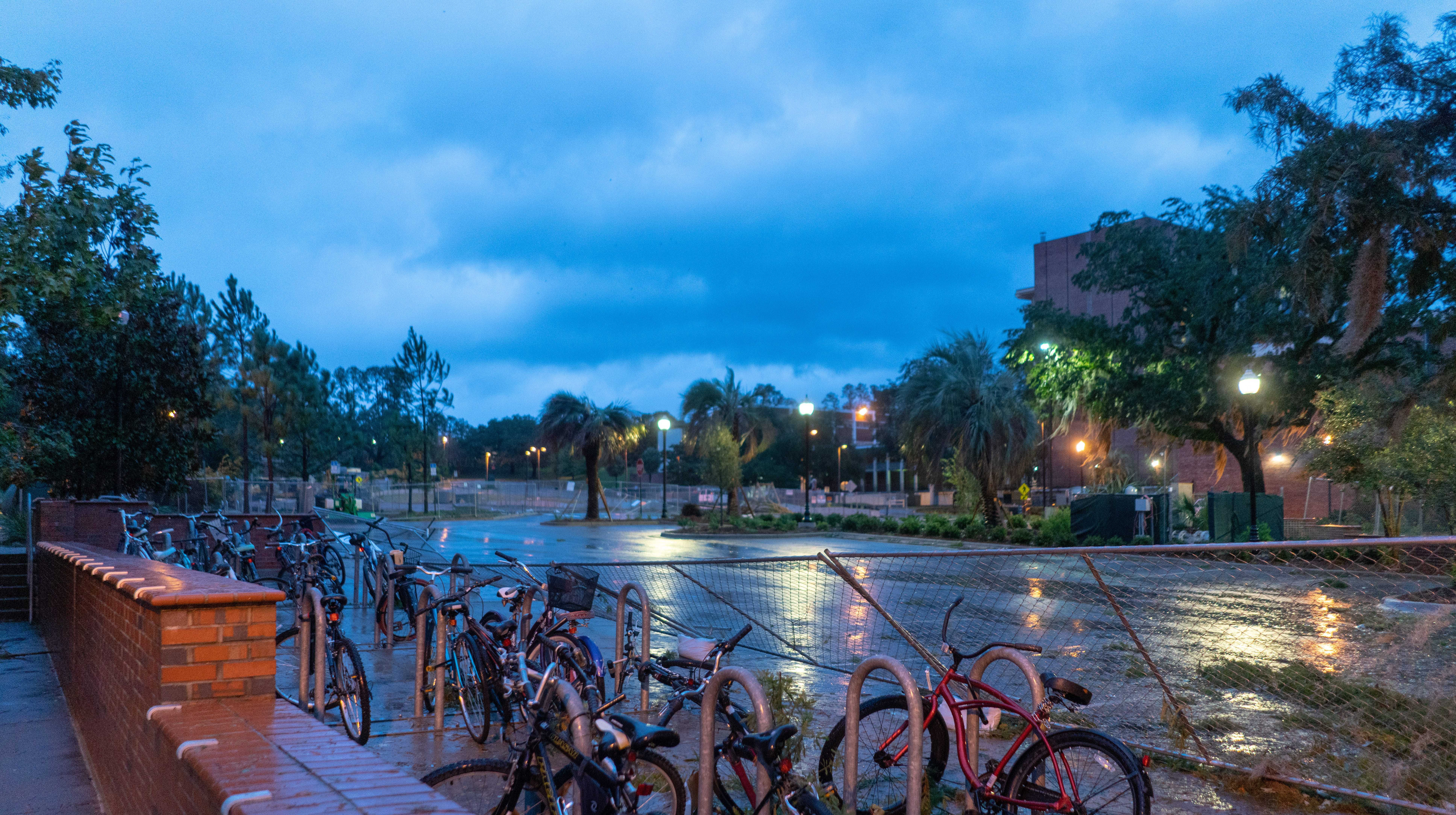 FSU Athletics' schedule was interrupted by the arrival of hurricane Michael.