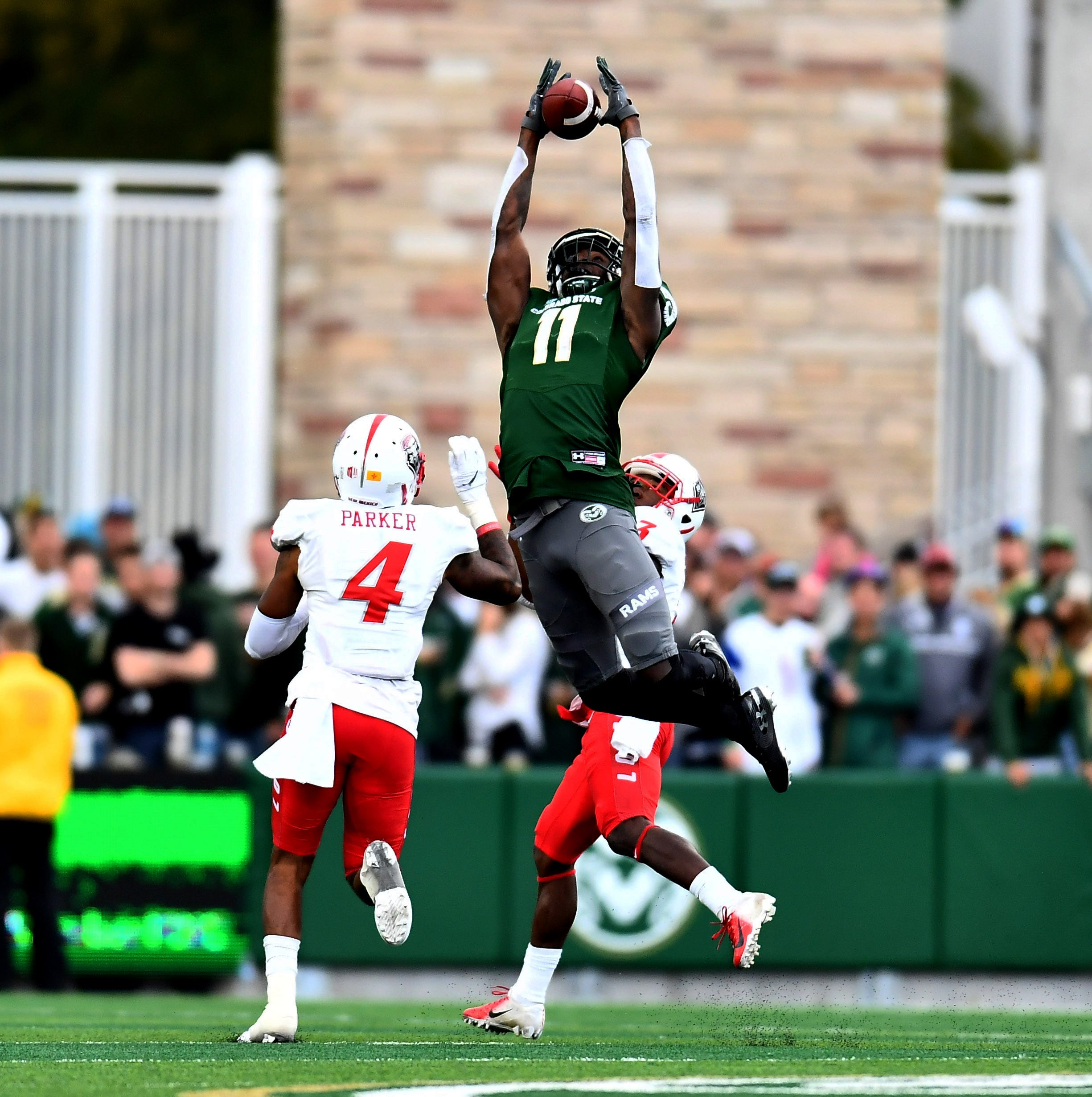 CSU football earns another 'C' in wild, homecoming win over New Mexico