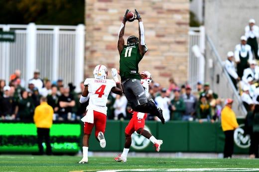 2019 NFL Draft: Colorado State Football's Preston Williams