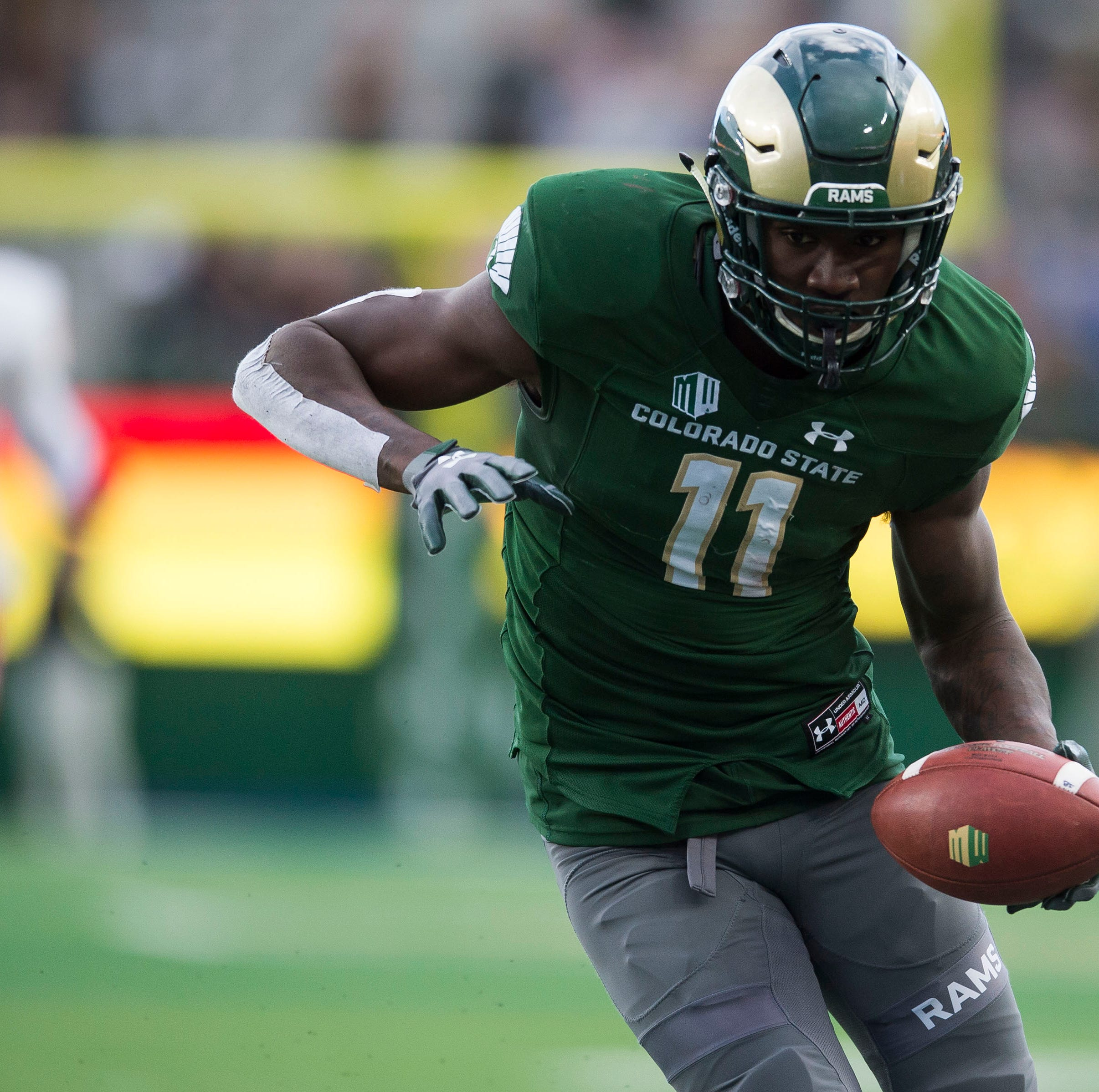2019 NFL draft: CSU football's Preston Williams goes undrafted