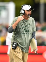 CSU football coach Mike Bobo will finalize his fifth recruiting class on Wednesday.