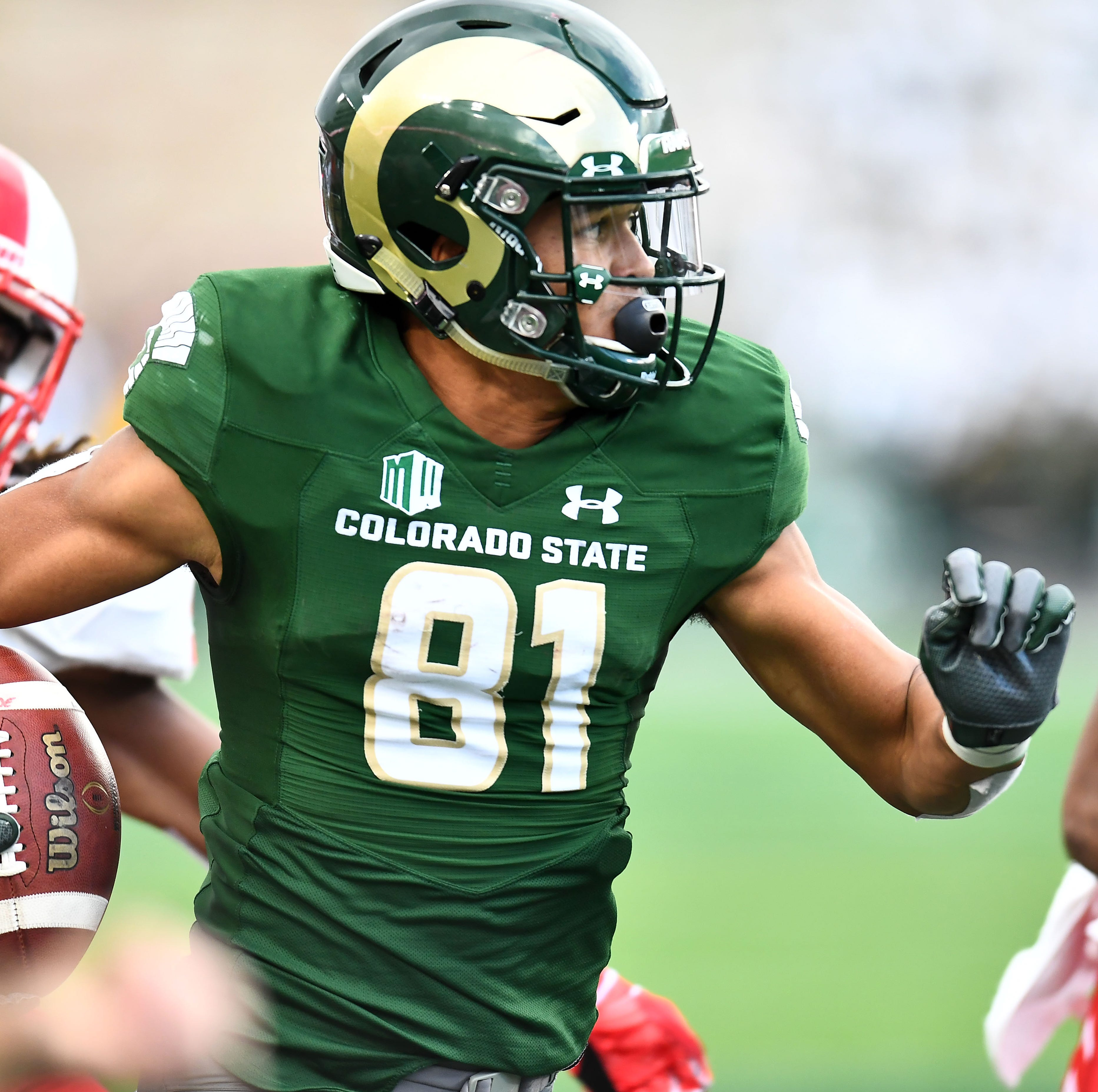 2019 NFL draft: CSU football wide receiver Bisi Johnson selected by Minnesota Vikings