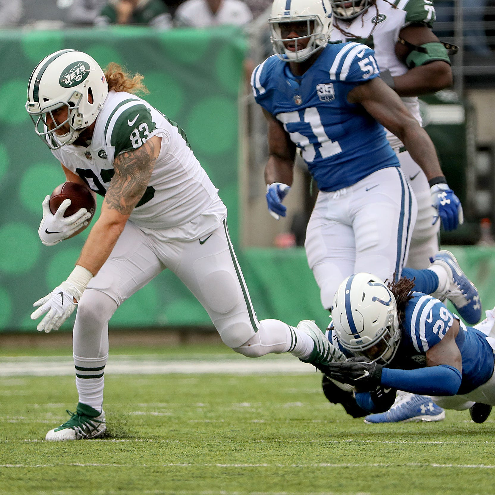 Insider: Colts' defense has a full-blown problem as rookie QB leads Jets to 42-34 victory
