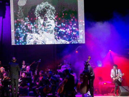 Prince Symphonic Celebration