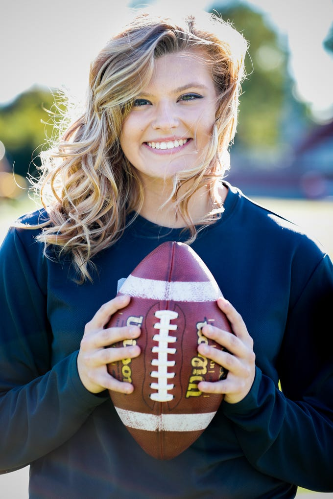 Cheerleader Turned Football Player Now Coaching At Franklin College