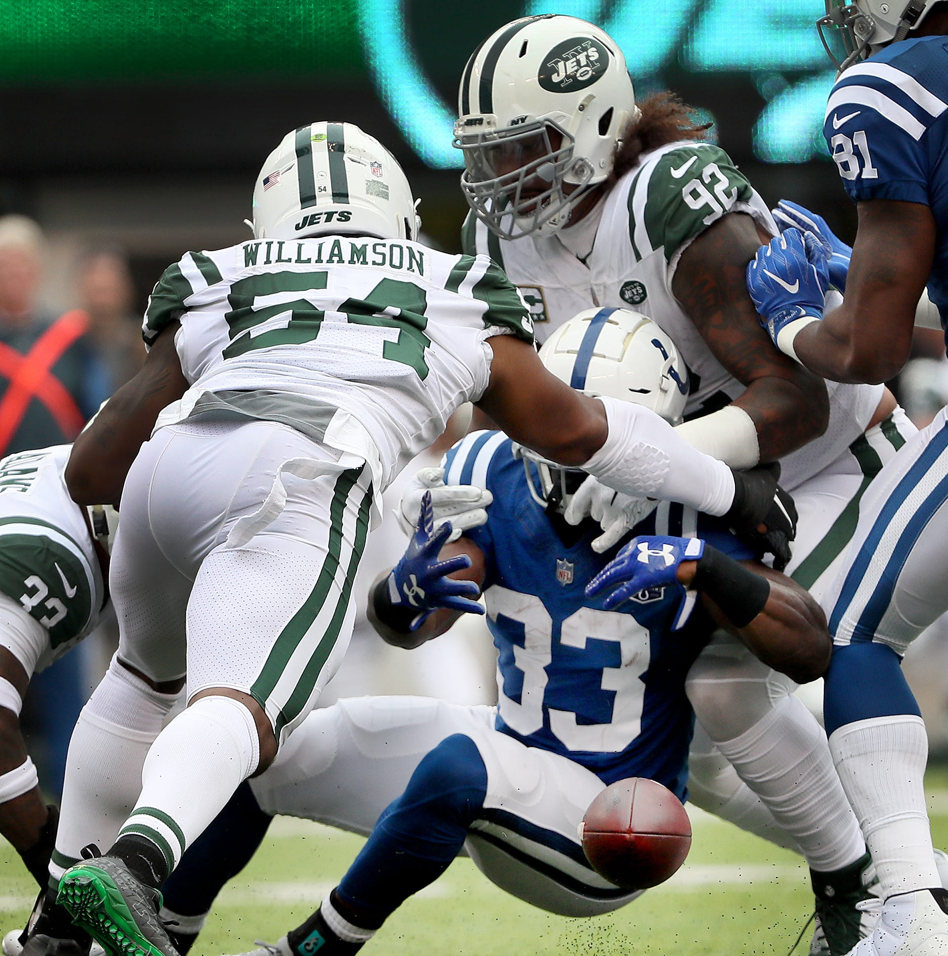 Colts worst performance of the season results in 42-34 loss vs. Jets