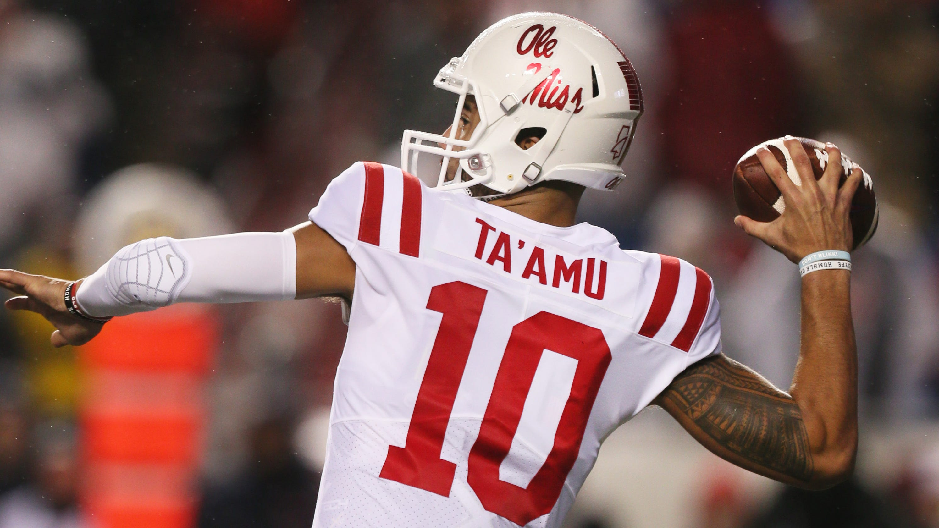 Rosters Depth Charts For Ole Miss Sec Saay Matchup Versus Auburn