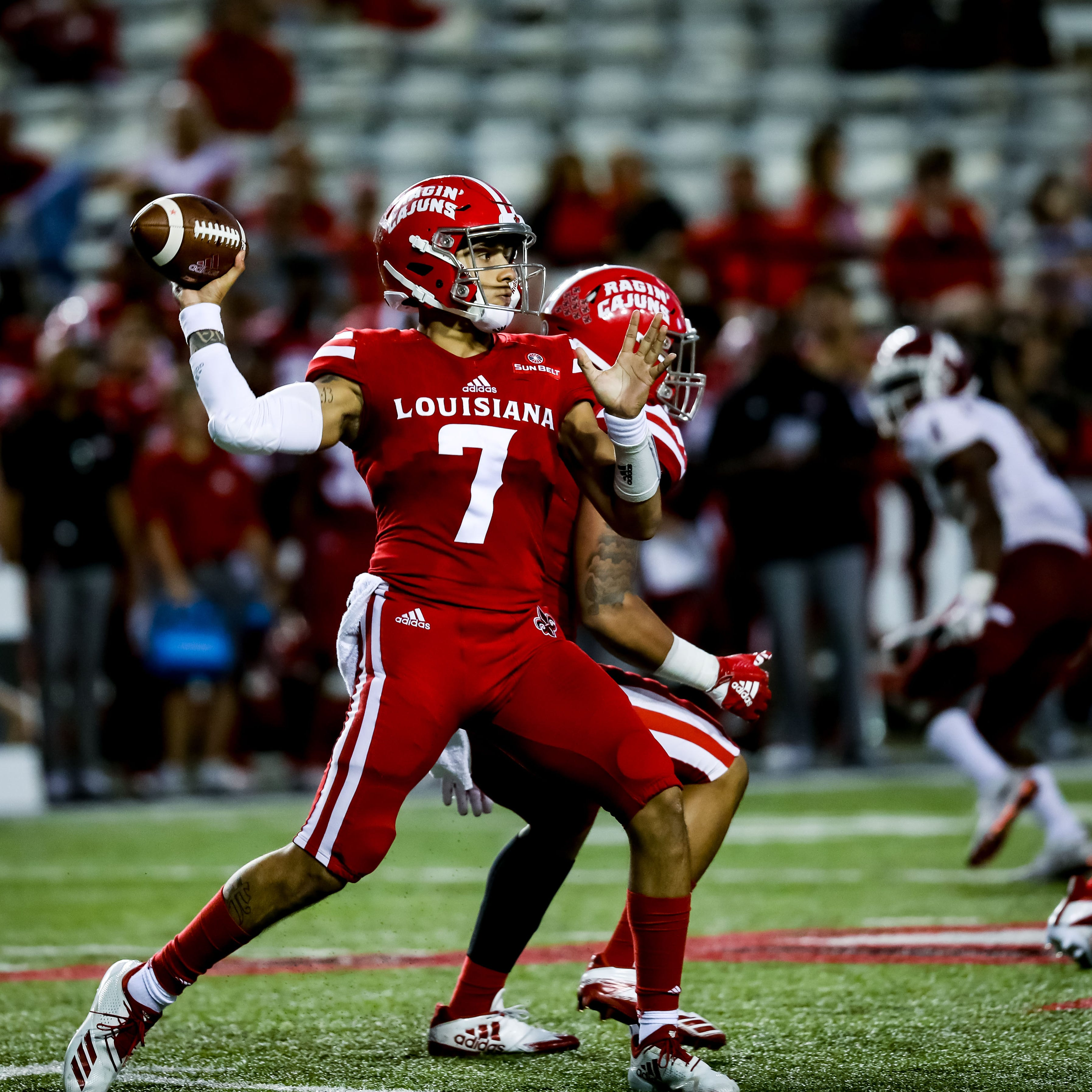 Taking time to appreciate Cajuns quarterback Nunez