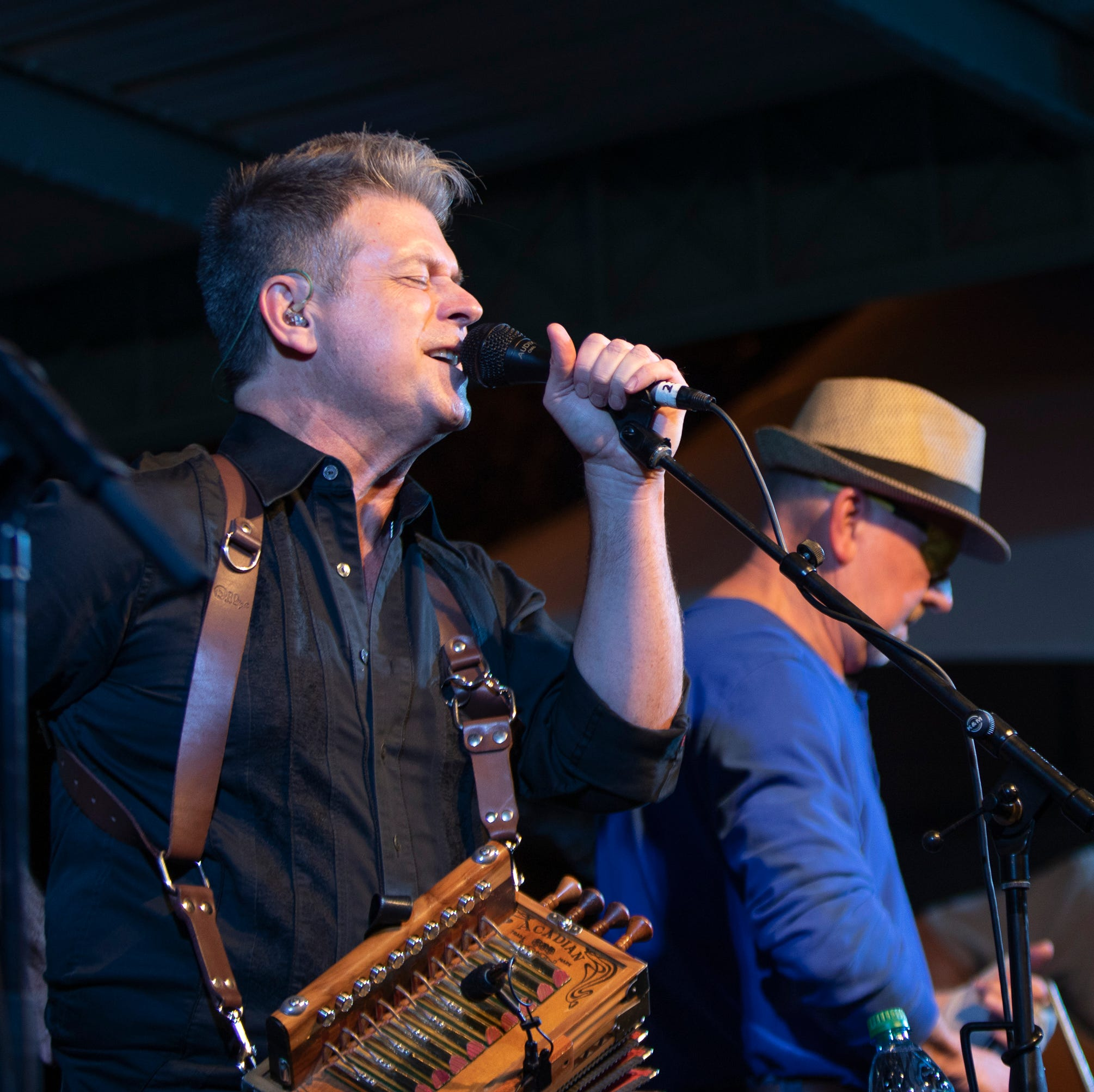 Steve Riley & the Mamou Playboys to offer new music,old favorites at Festival International