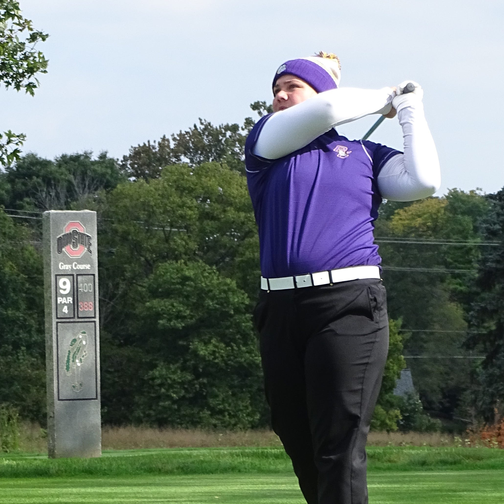 Bloom-Carroll girls place 10th at state golf tournament