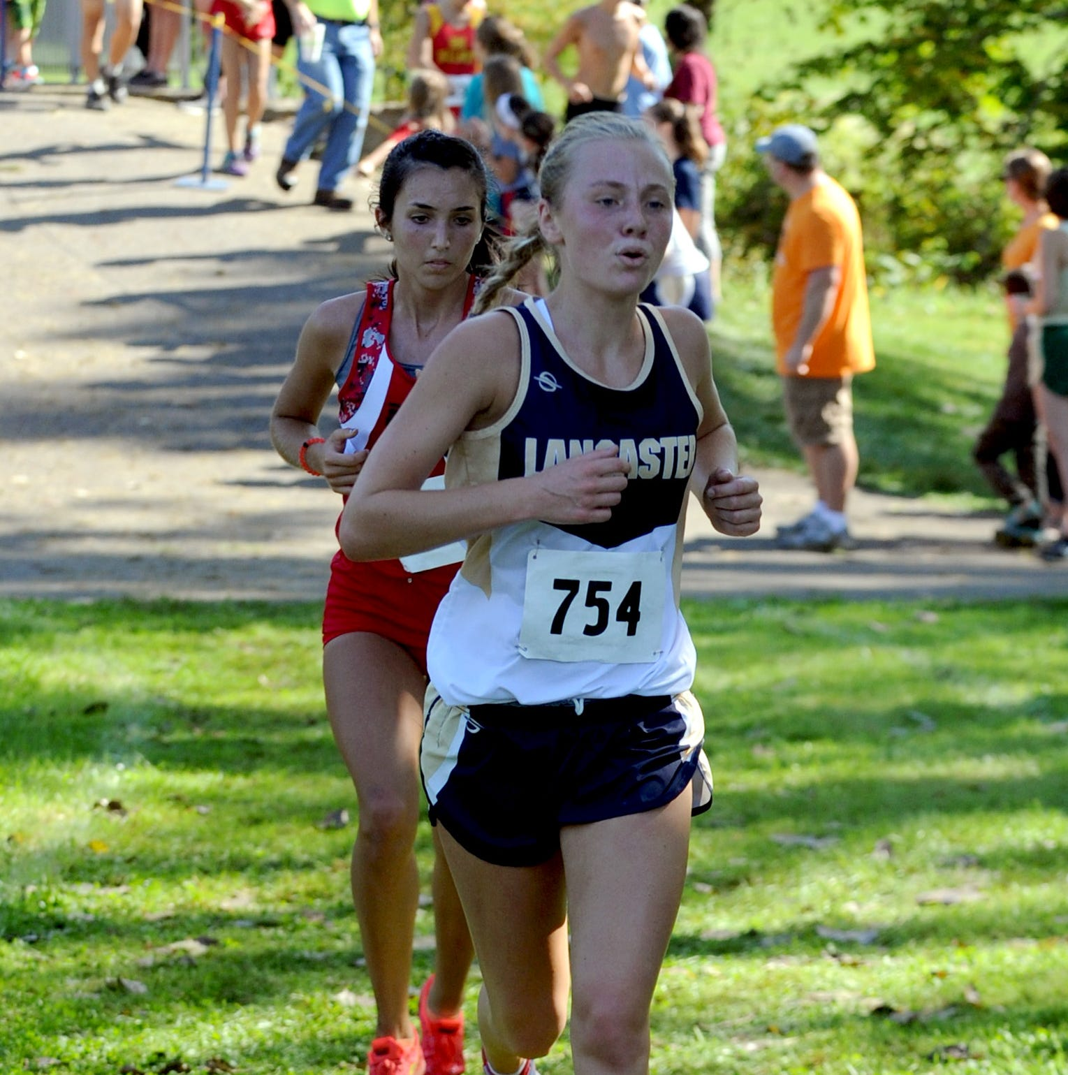 High School Sports Roundup: Lancaster girls win OCC-Ohio cross country title