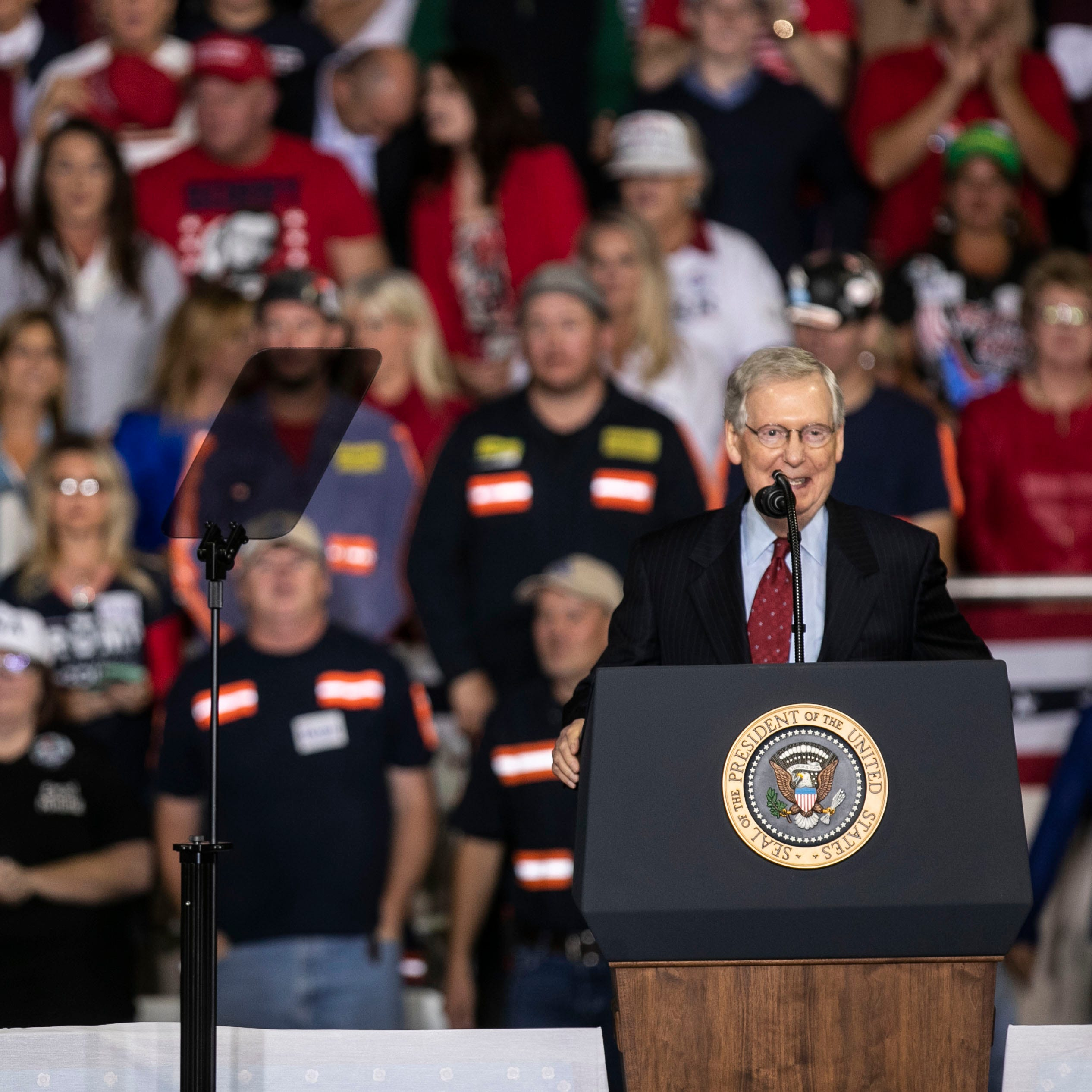 Report: Mitch McConnell tells Trump prison reform vote unlikely
