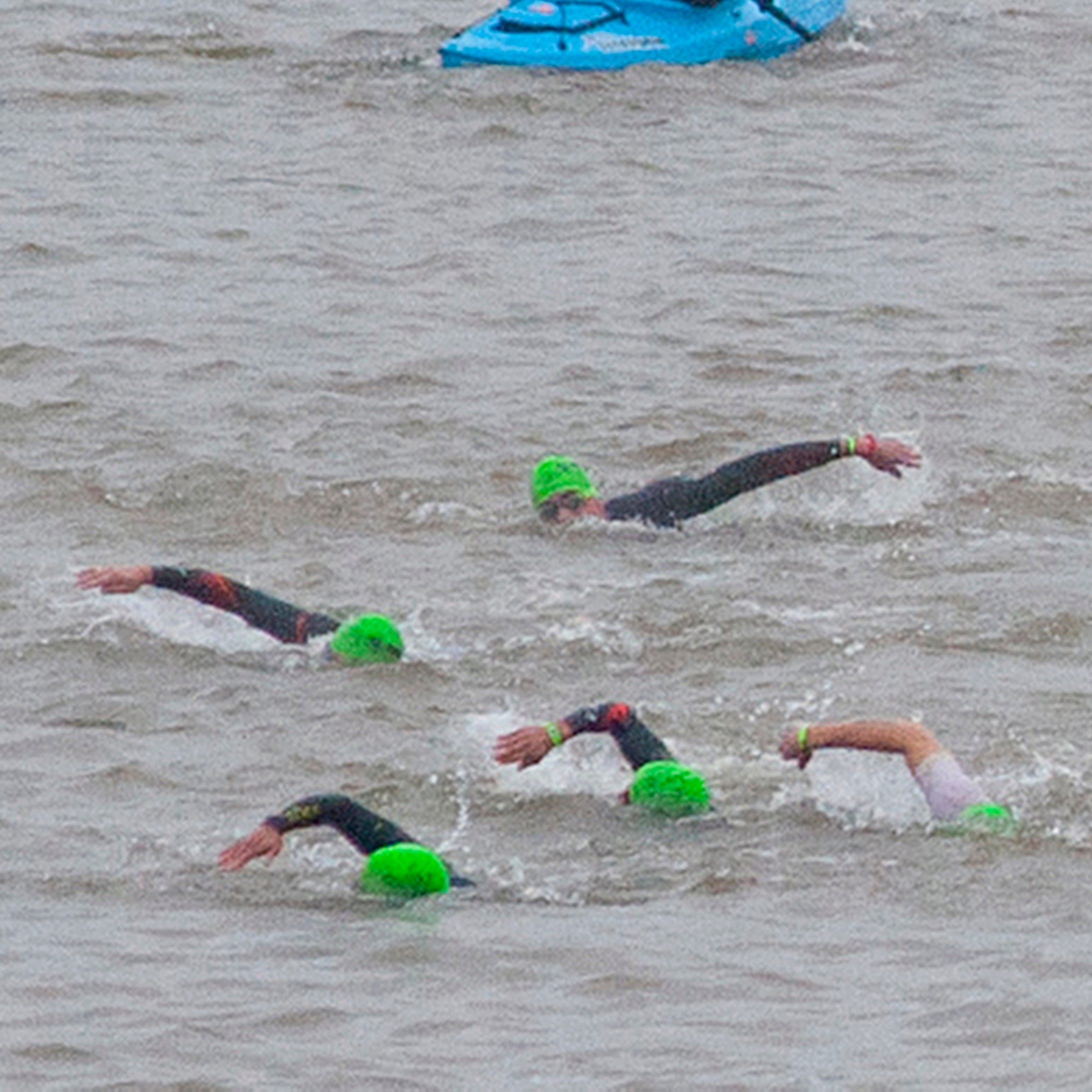 Leiferman and Spieldenner win championships at 2018 Ironman Louisville