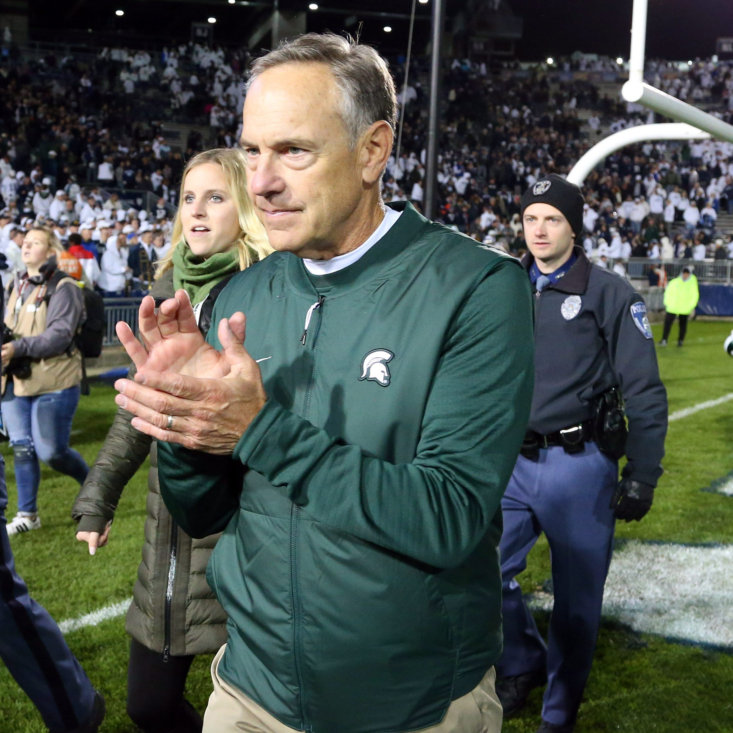 Couch: 6 steps from 'blah' to excitement for the uninspired Michigan State football fan