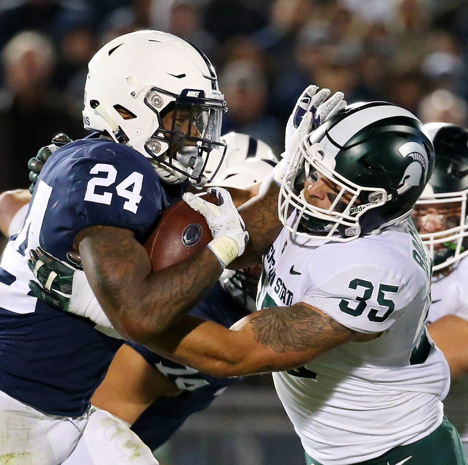 How much will a ticket to Michigan State vs. Michigan cost you?