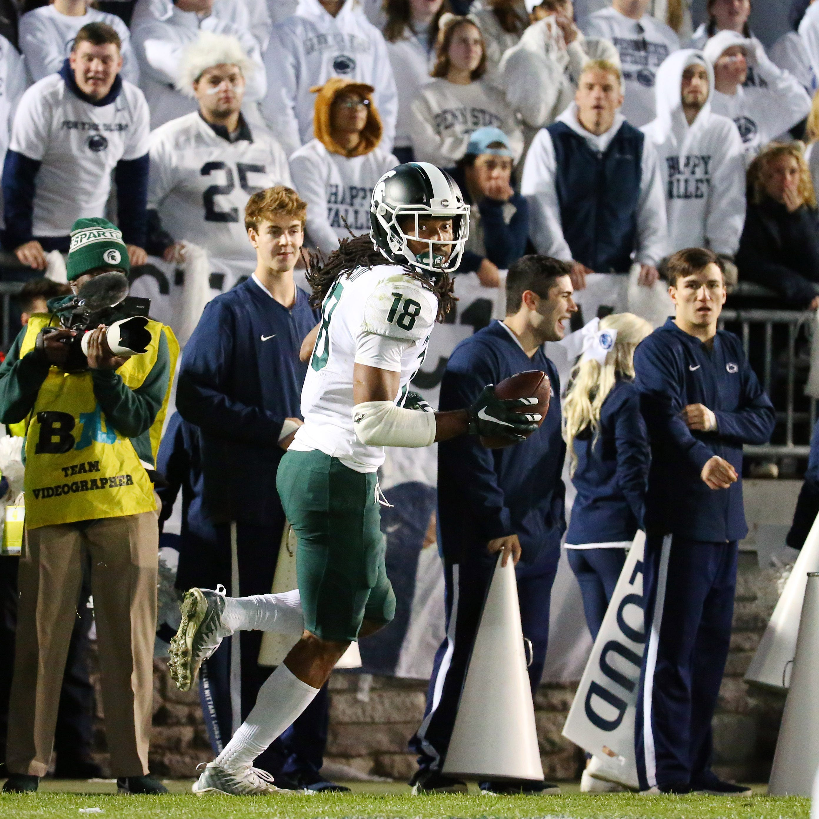 Michigan State football fixes 4th-quarter woes in time for Michigan