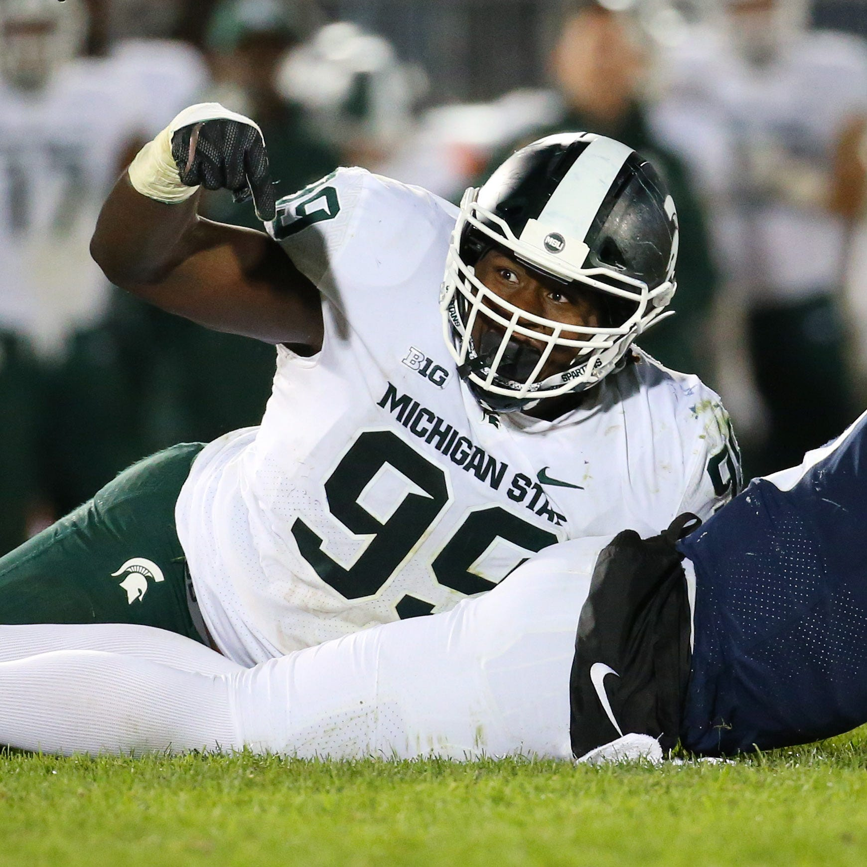 Couch: MSU under Dantonio is best when left for dead. There was more to beating Penn State.