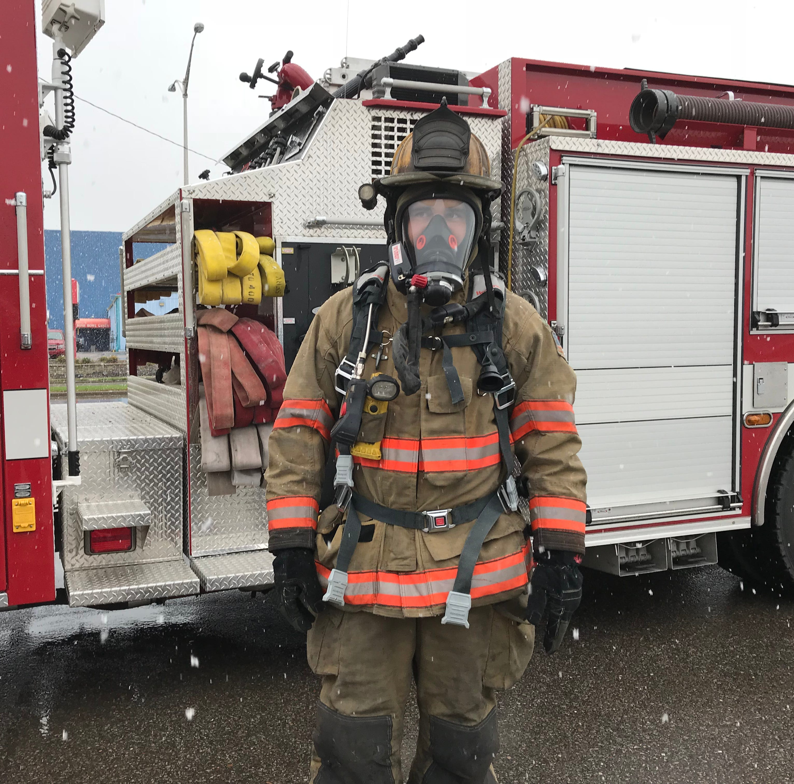 Eight Wood County fire departments to share $656,429 FEMA grant