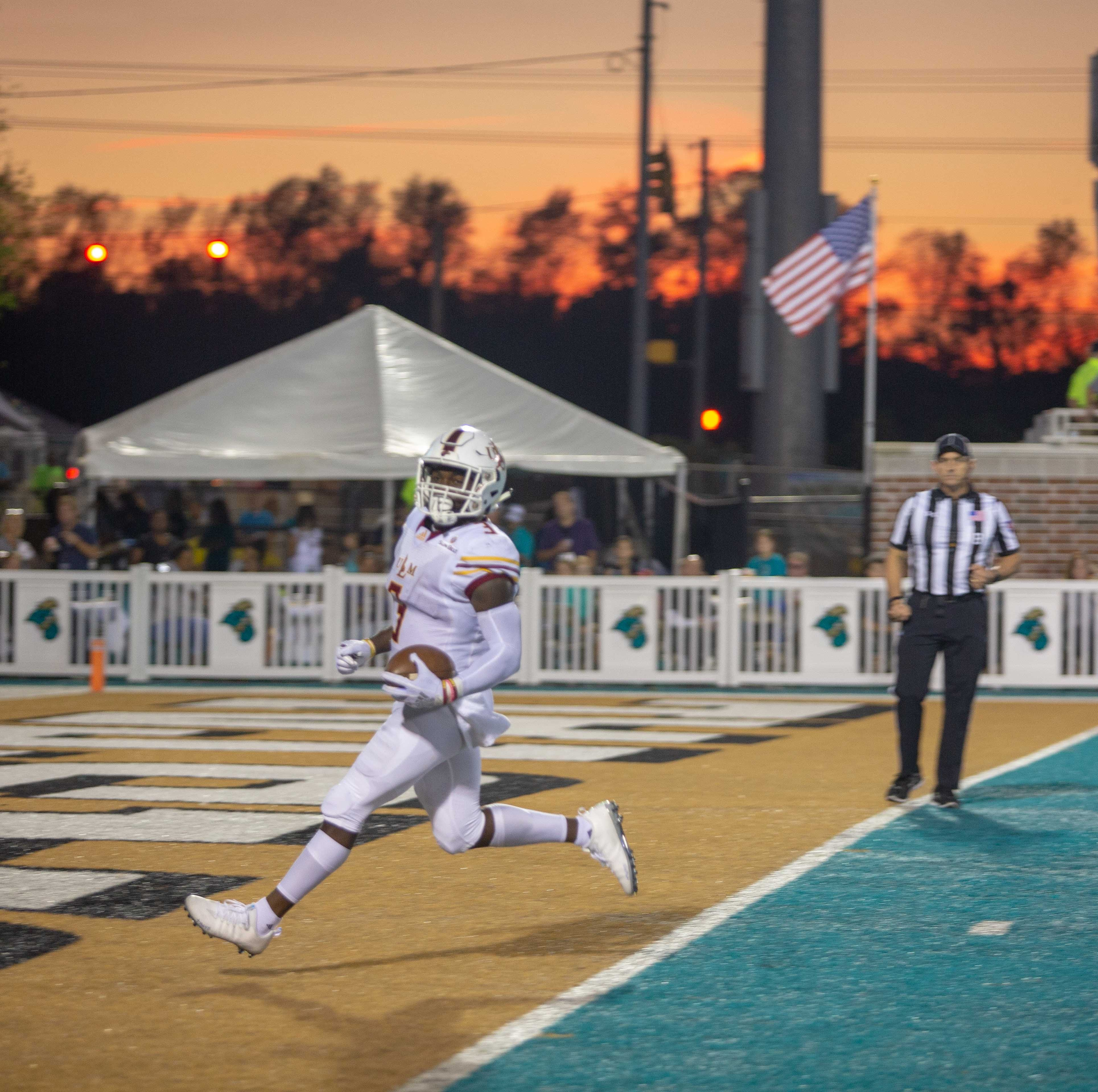 ULM snaps losing skid, outlasts Coastal Carolina