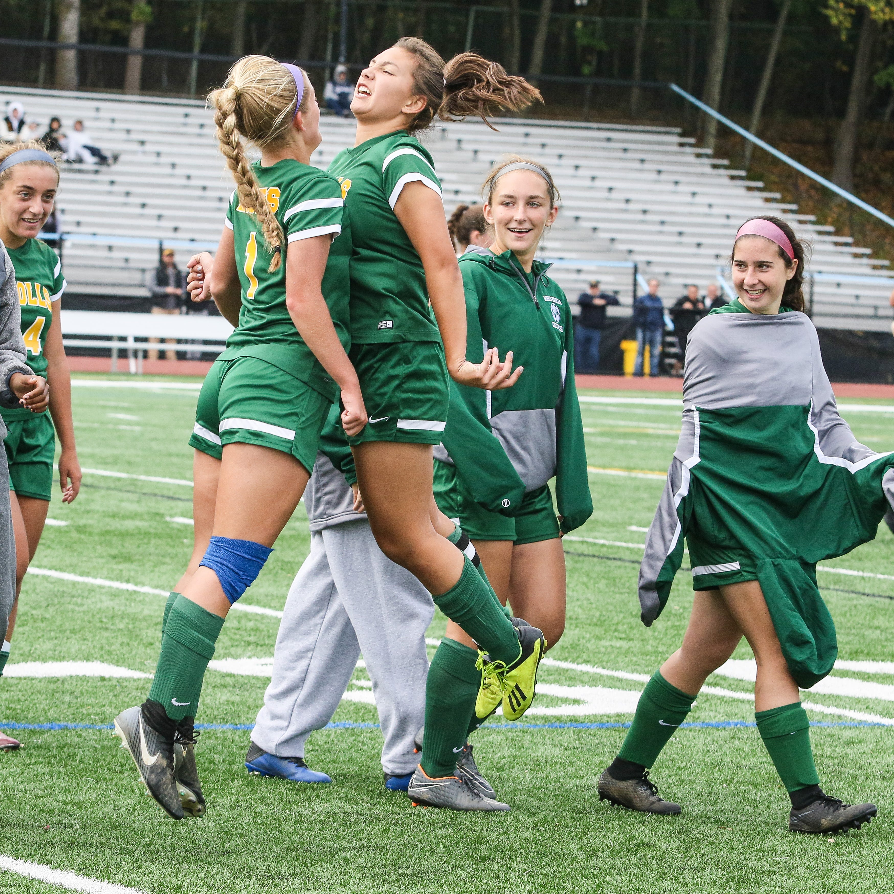 Morris County Tournament girls soccer semifinals