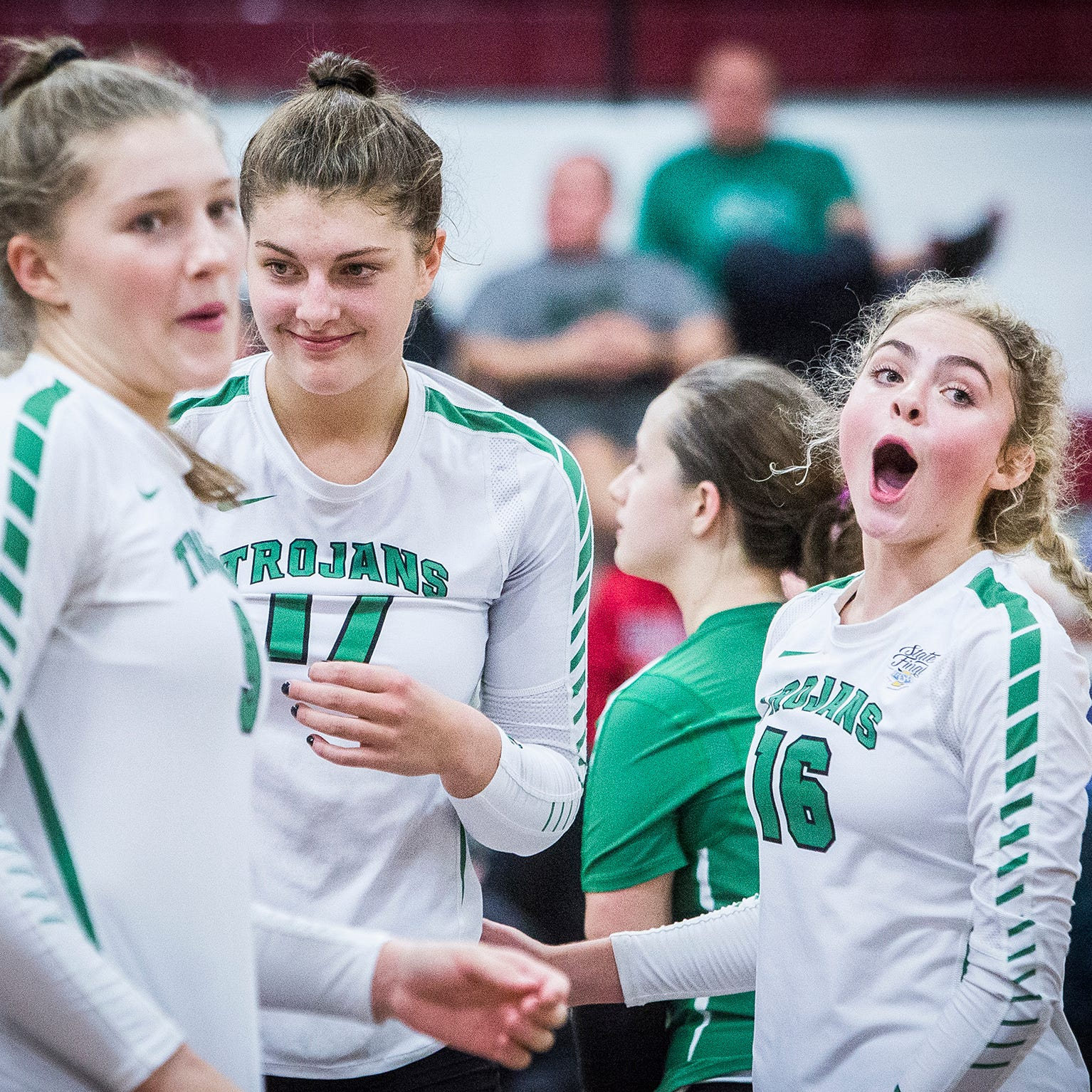 IHSAA regional volleyball: Two ECI teams move on to championship