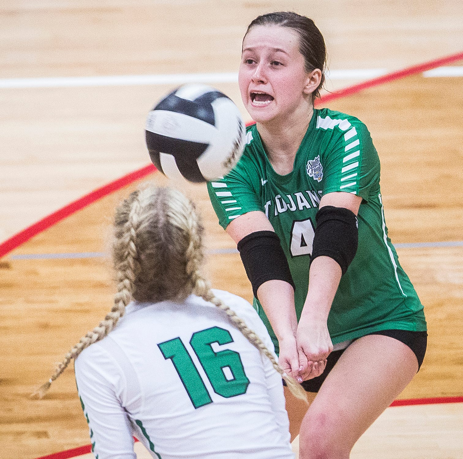 New Castle junior, Munciana star commits to Ball State volleyball